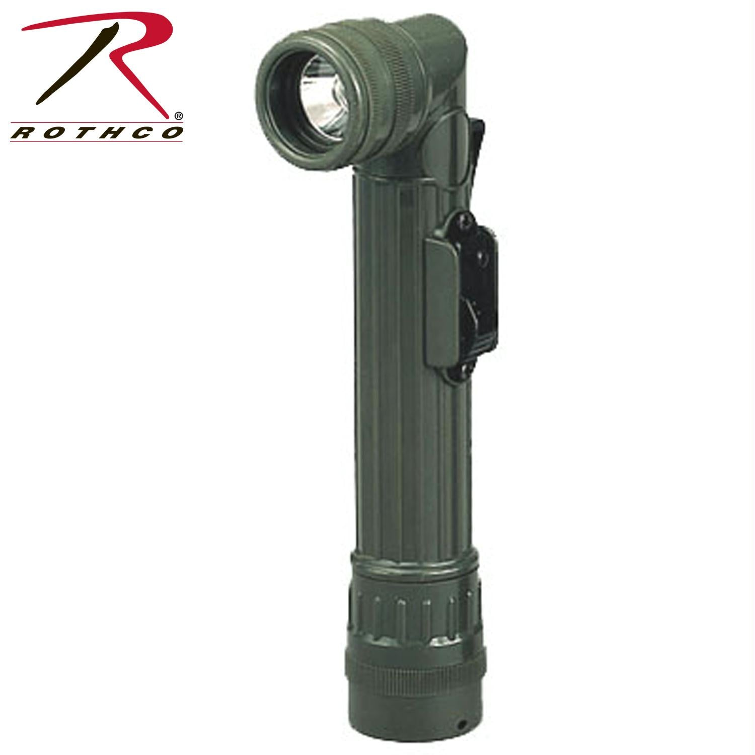 Rothco Mini Army Style Flashlight - Olive Drab