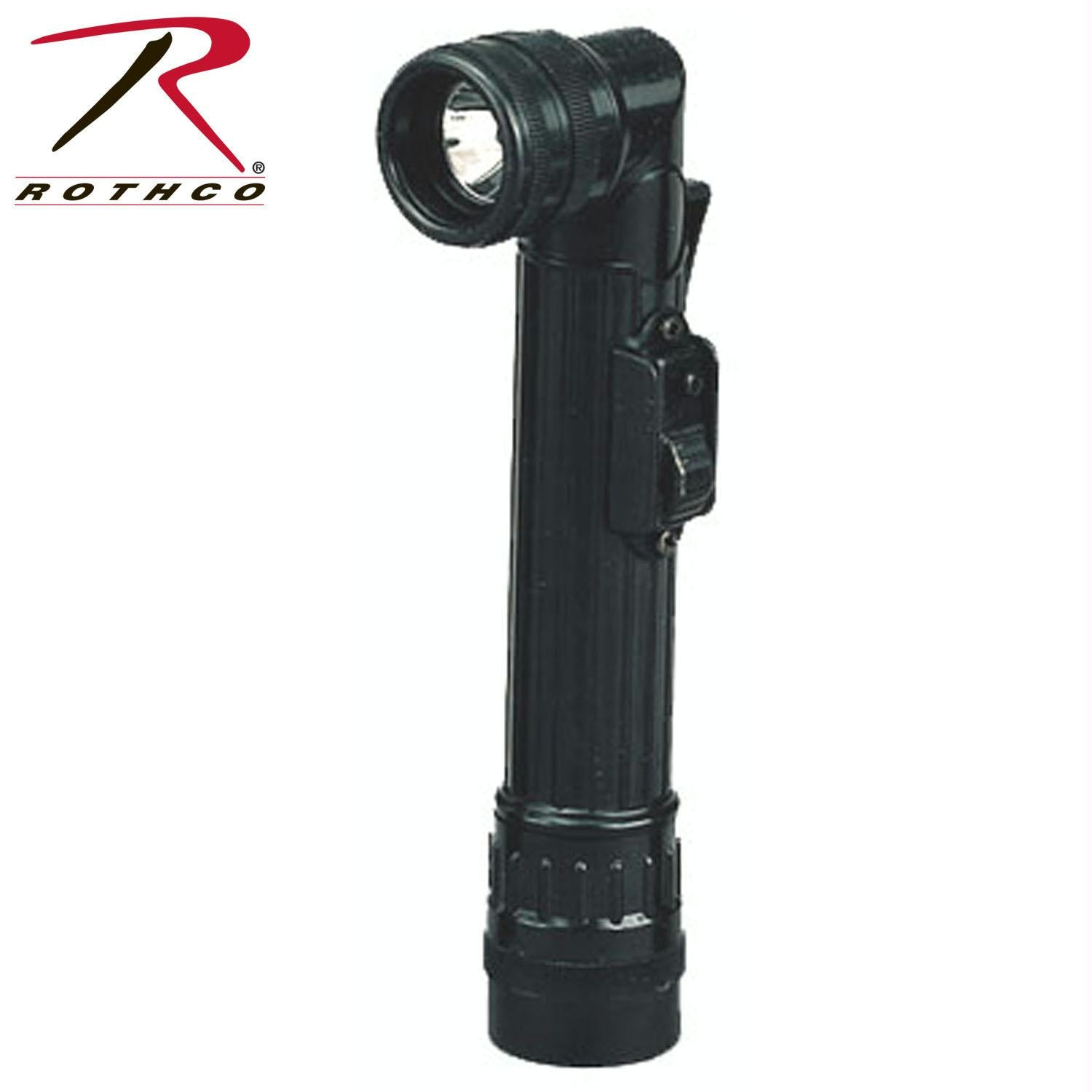 Rothco Mini Army Style Flashlight - Black