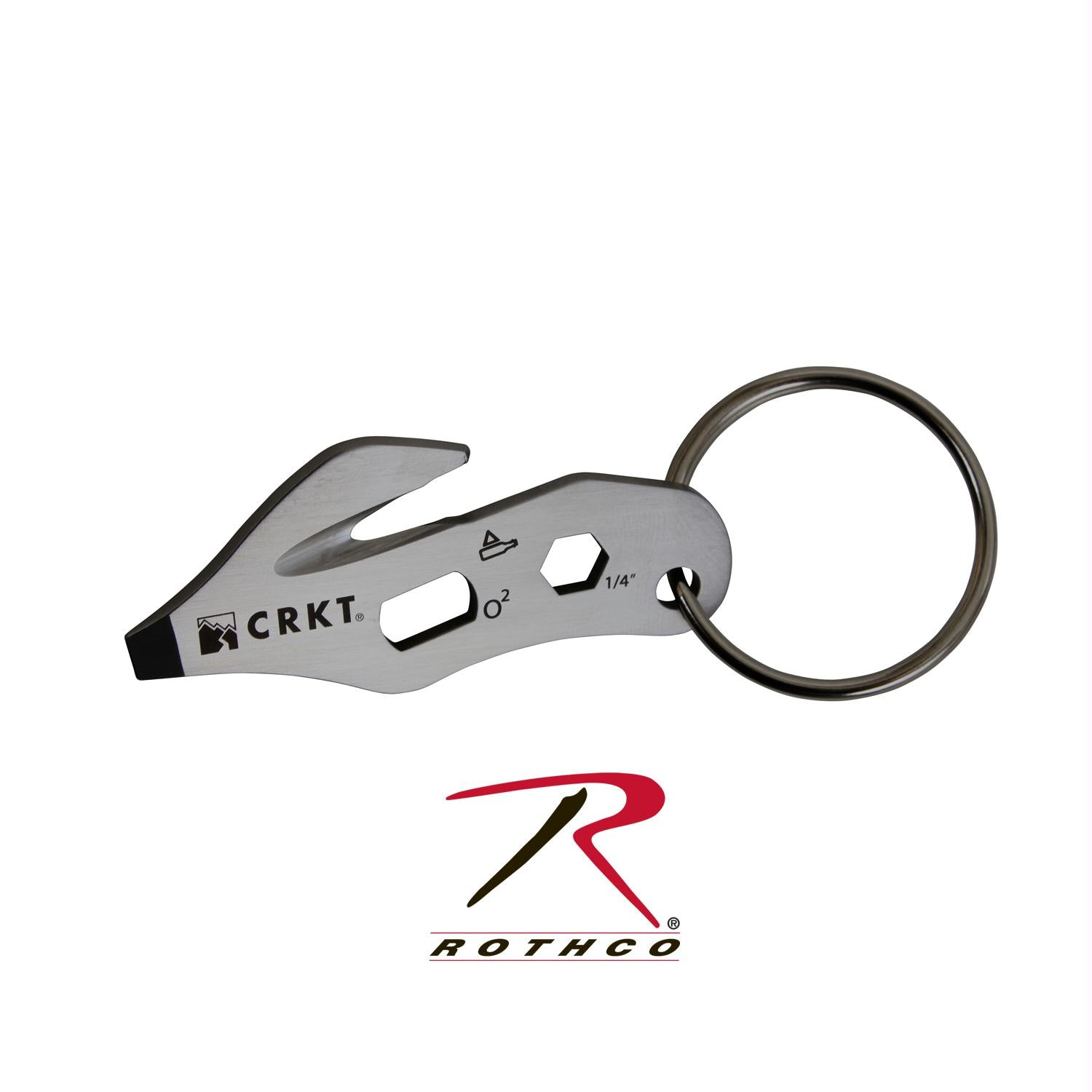 Colombia River Crkt Kert-Key Ring Emergency Rescue Tool