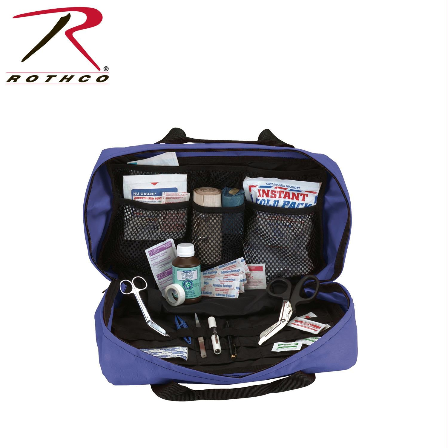 Rothco EMS Trauma Bag - Navy Blue