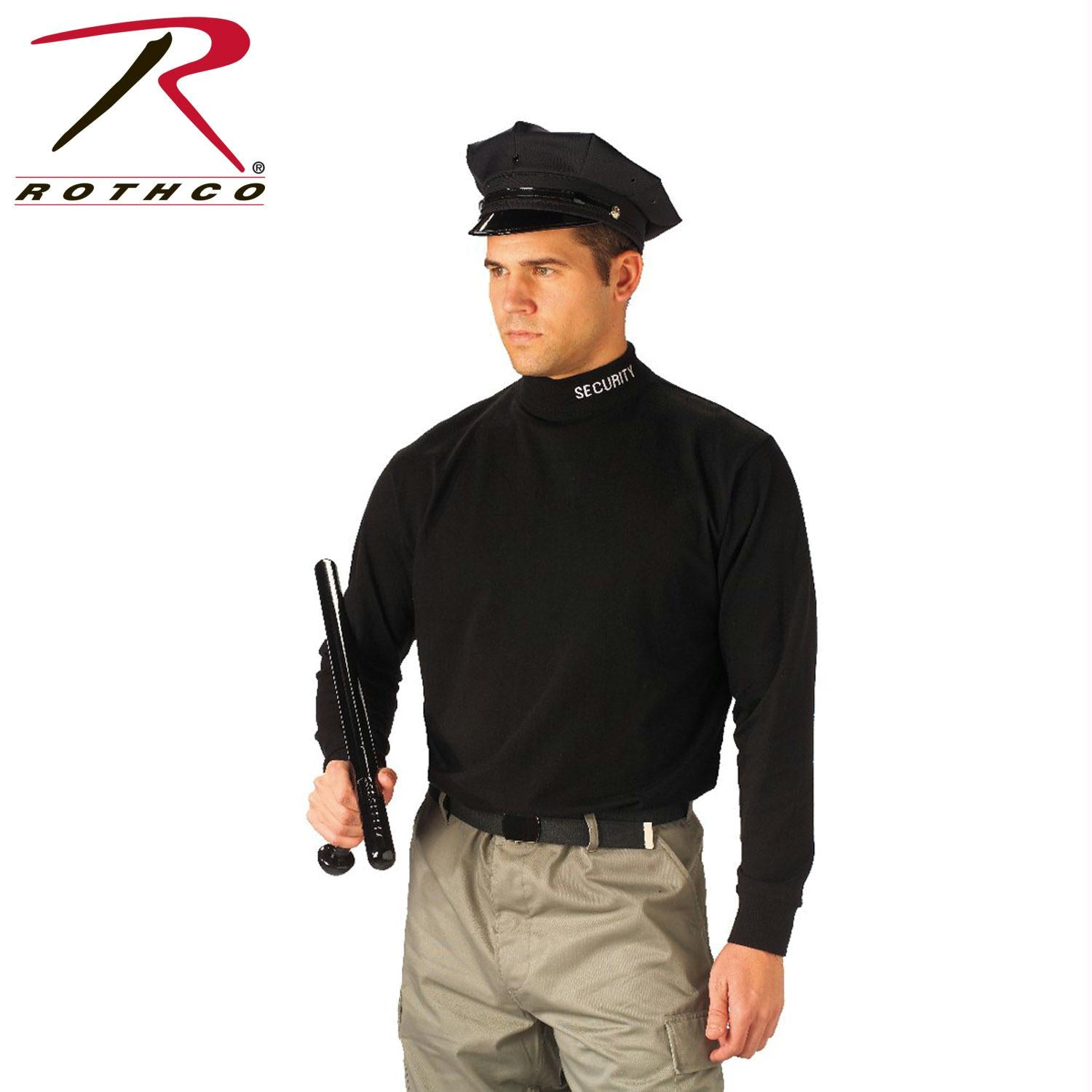 Rothco Security Mock Turtleneck - XL