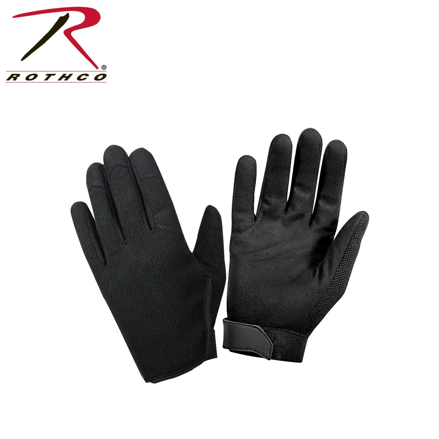 Rothco Ultra-light High Performance Gloves - Black / 2XL
