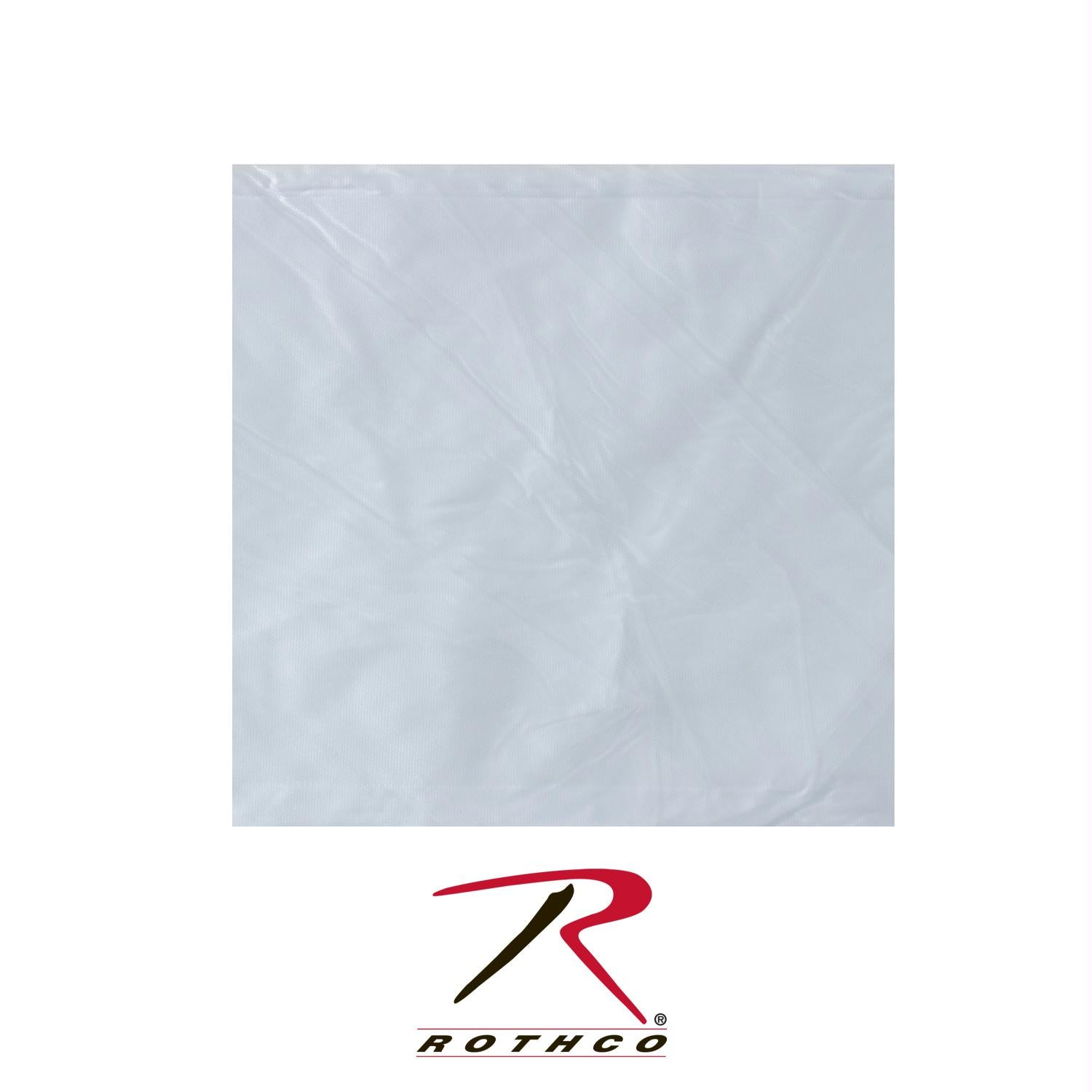 Rothco Vinyl Ponchos - Clear / One Size