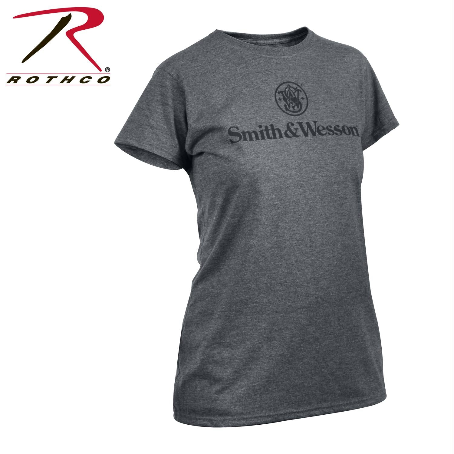 Smith & Wesson Womens Logo T-Shirt