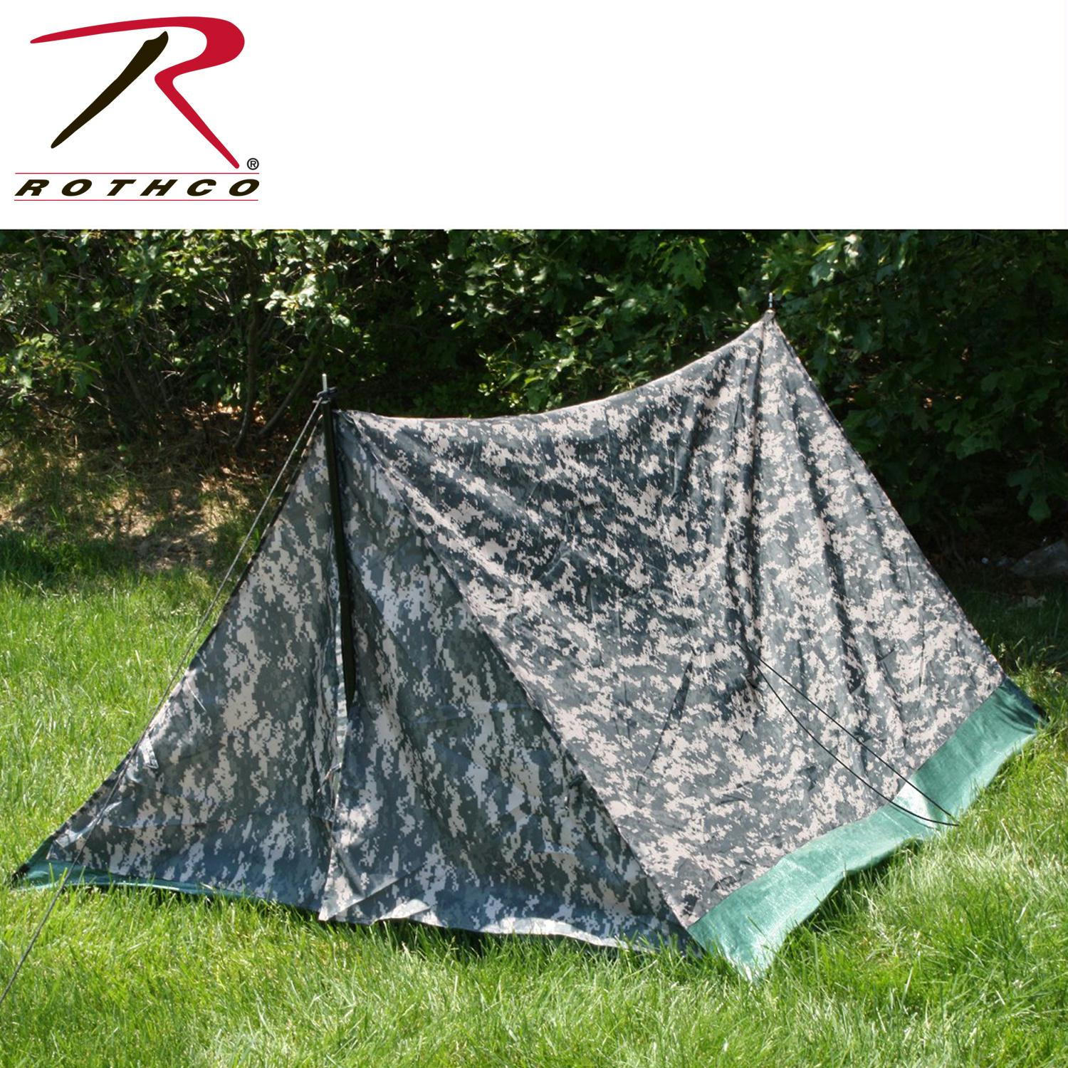 Rothco Camo Two Man Trail Tent