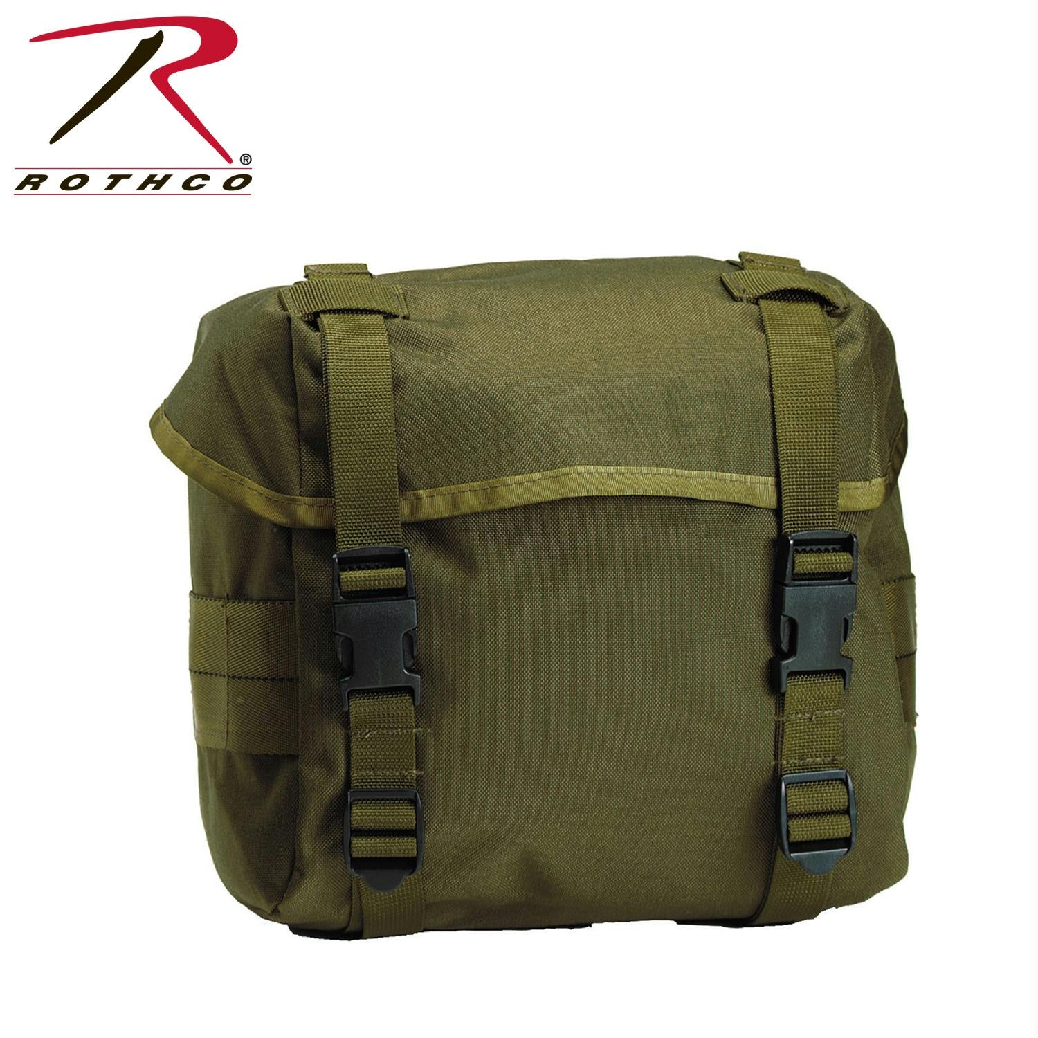 Rothco G.I. Type Enhanced Butt Packs - Olive Drab