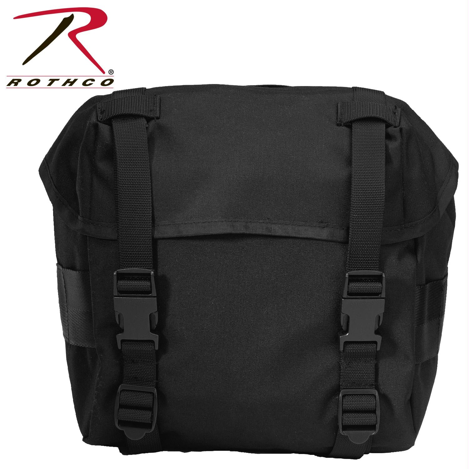 Rothco G.I. Type Enhanced Butt Packs - Black