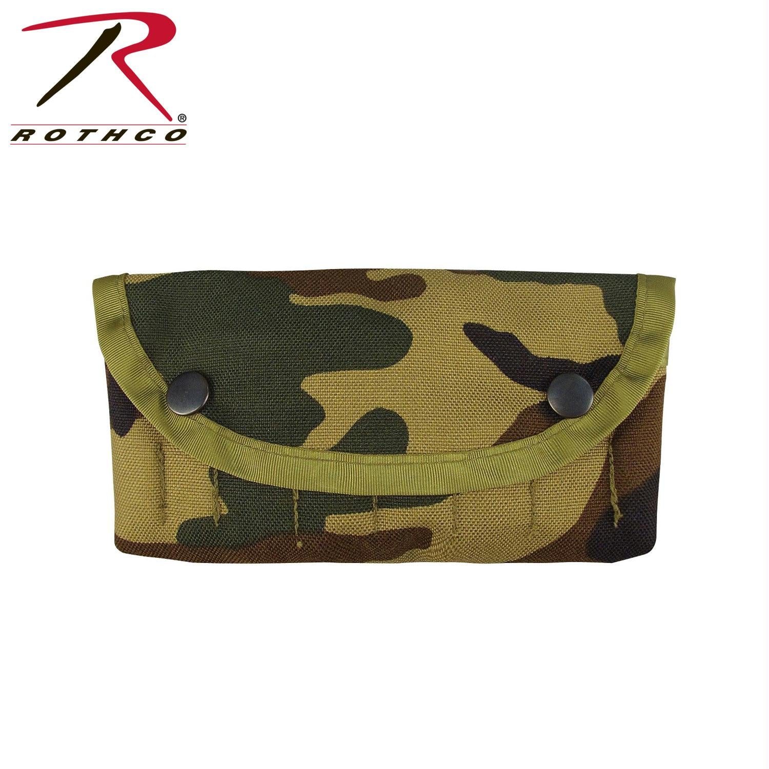 Rothco GI Type Enhanced Shotgun Shell Pouch