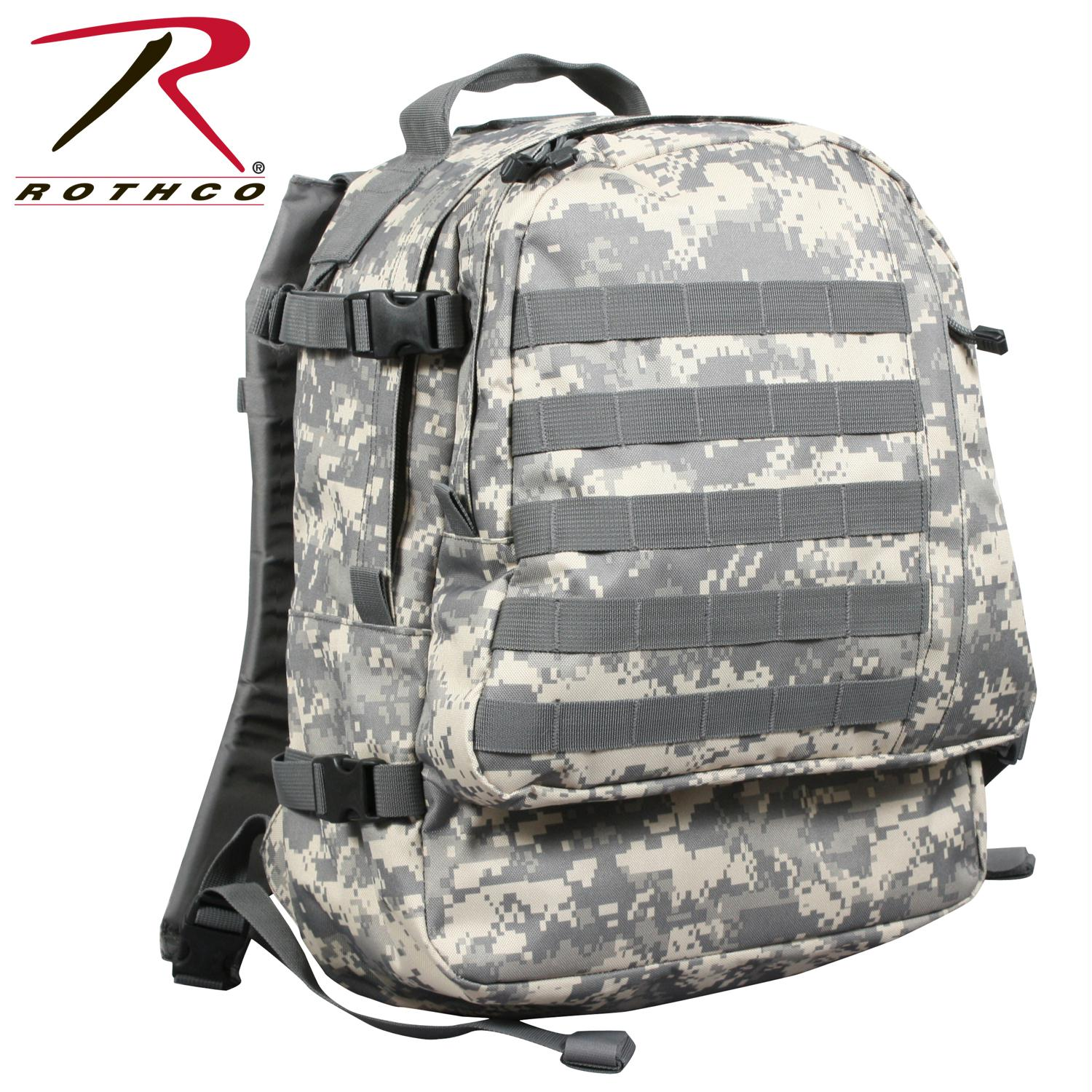 Rothco Deluxe ACU Digital MOLLE Long Range Assault Pack