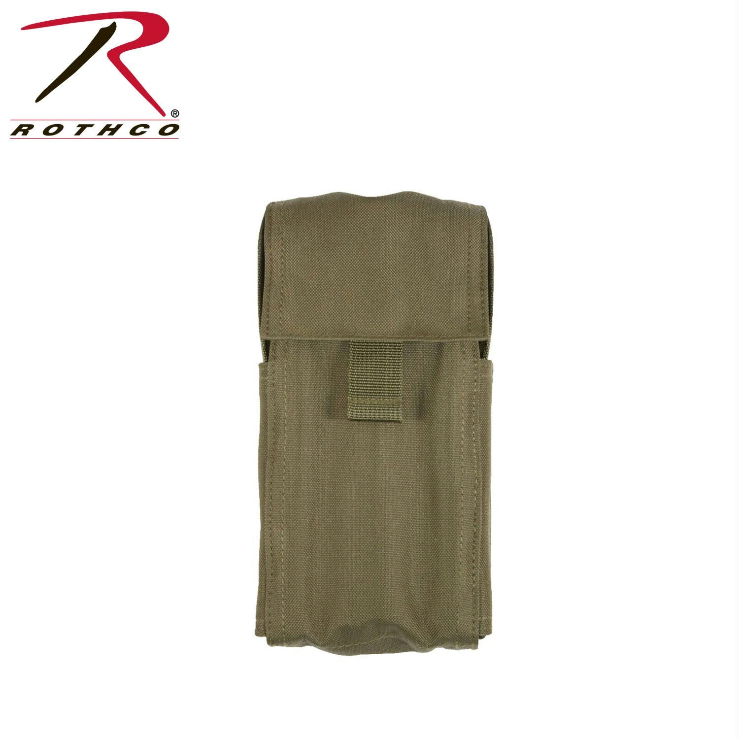 Rothco Molle Shotgun / Airsoft Ammo Pouch - Olive Drab