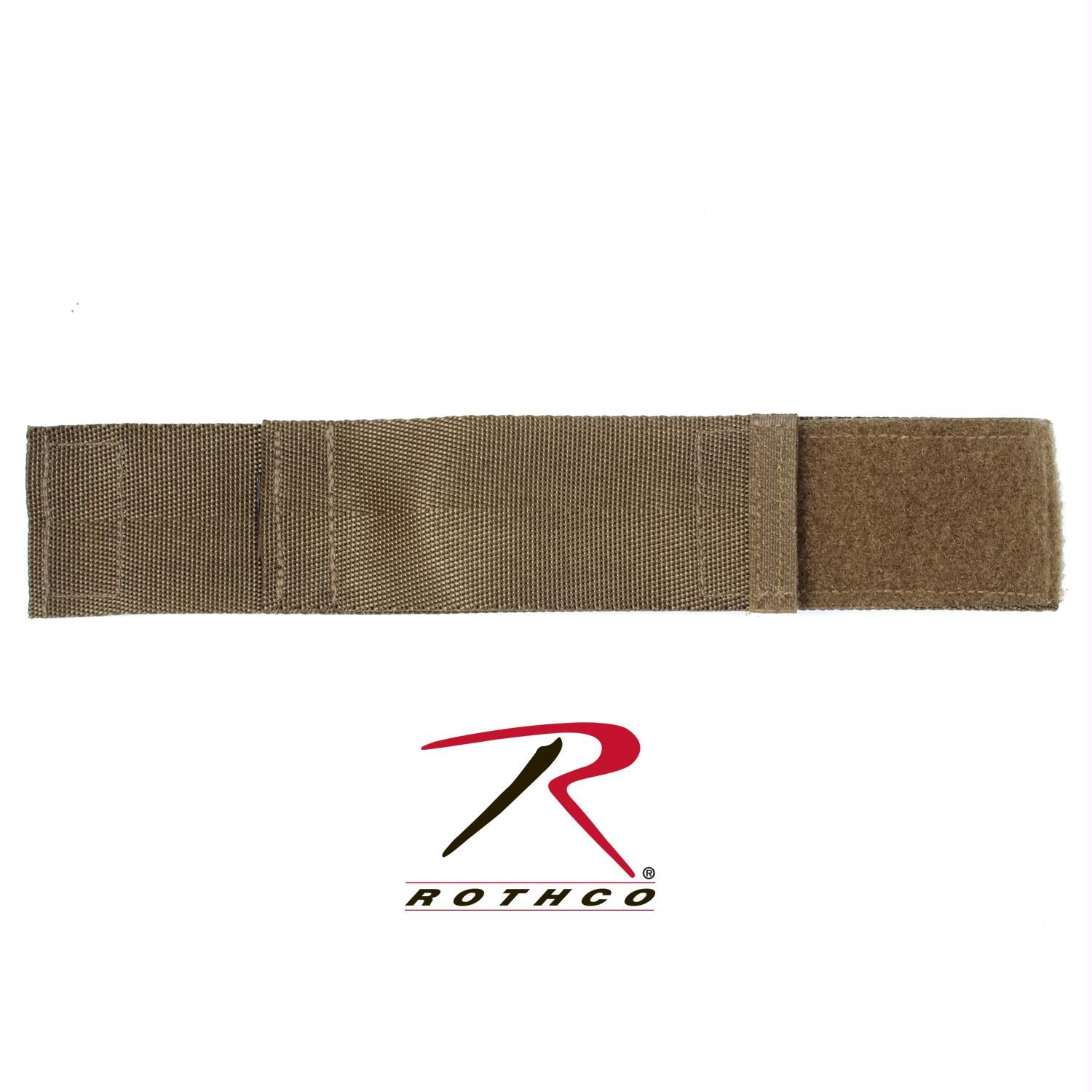Rothco Commando Watchband - Coyote Brown