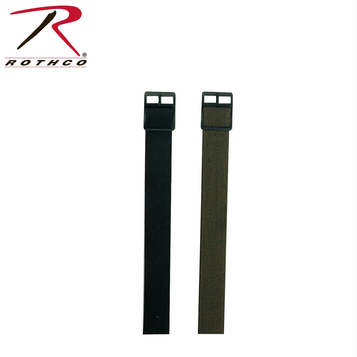 Rothco Military Watchbands - Olive Drab