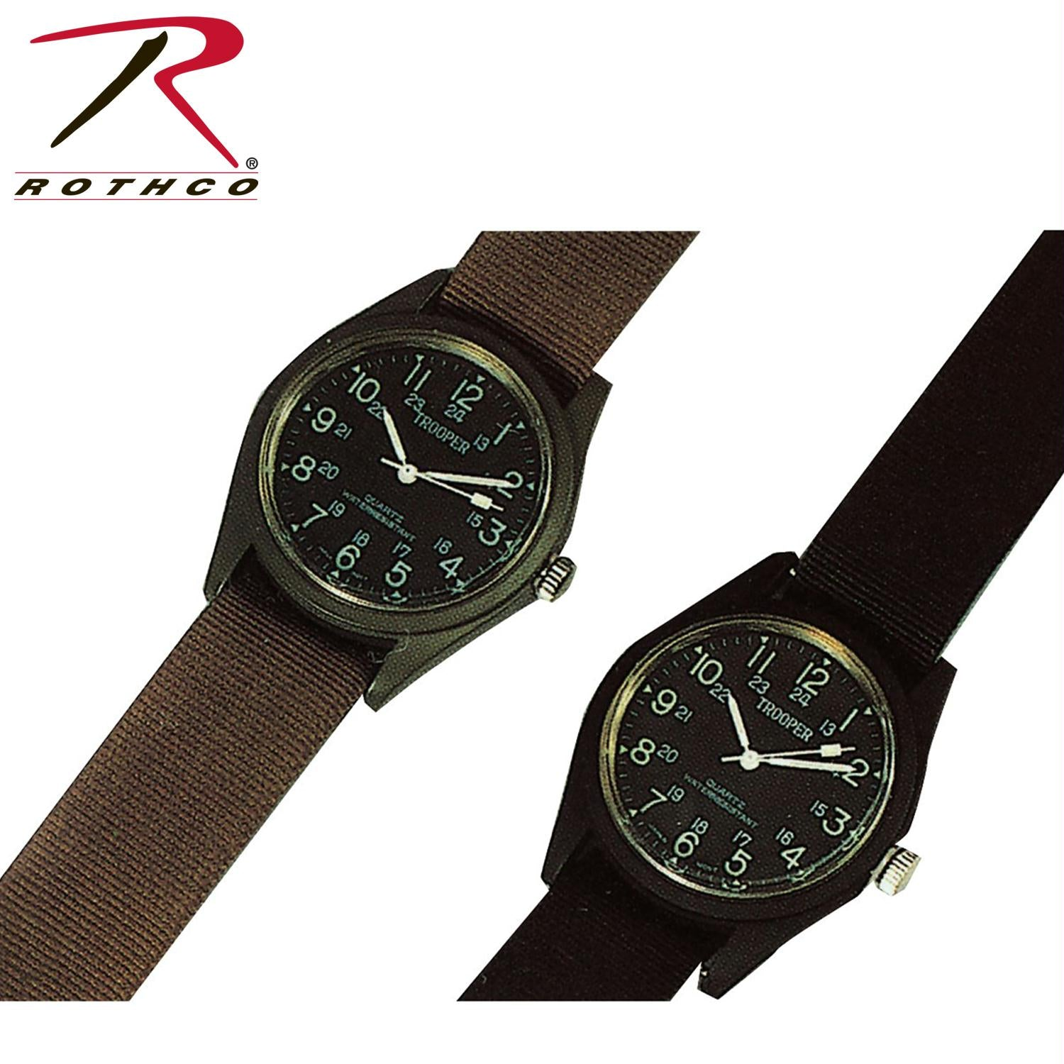 Rothco Field Watch - Olive Drab
