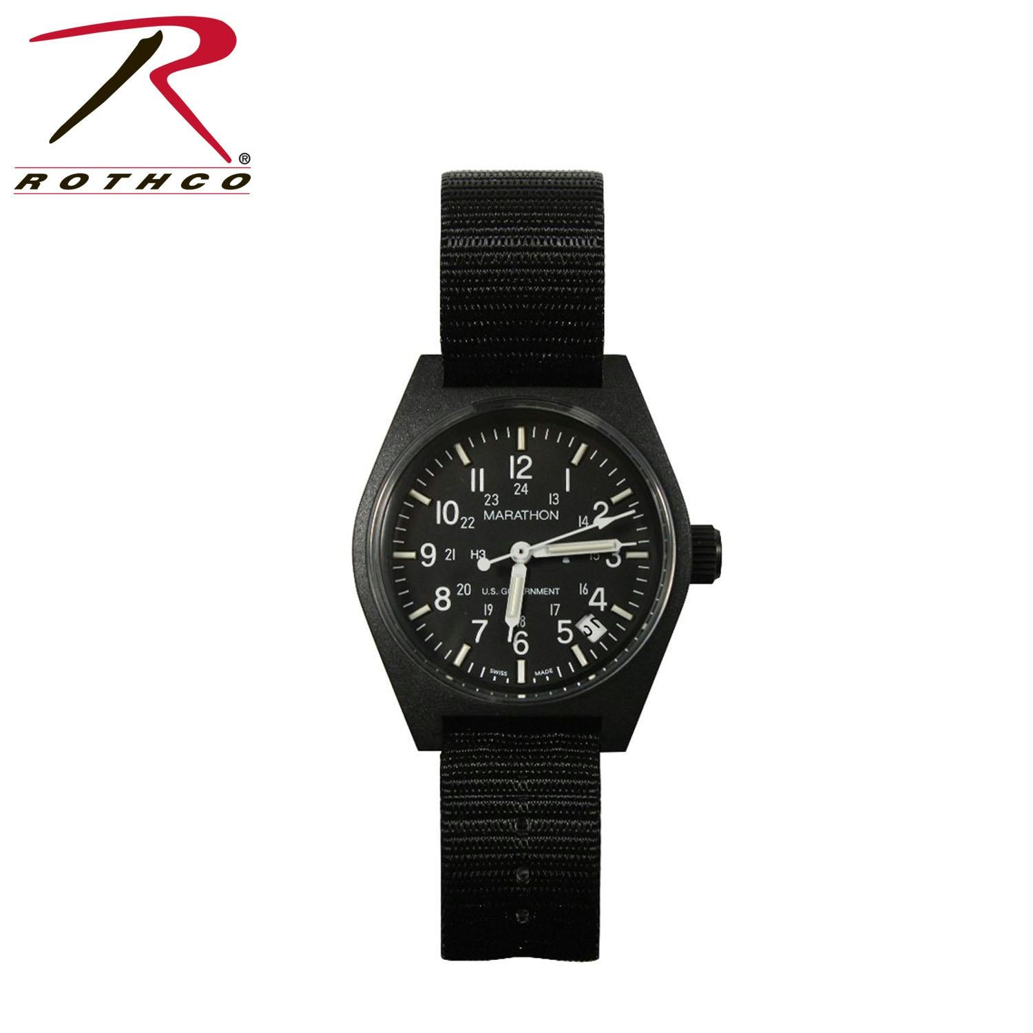 Marathon General Purpose Tritium Field Watch