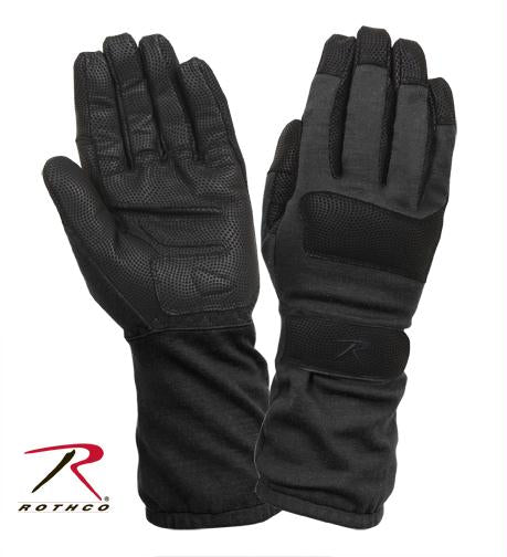 Rothco Fire Resistant Griplast Military Gloves - S