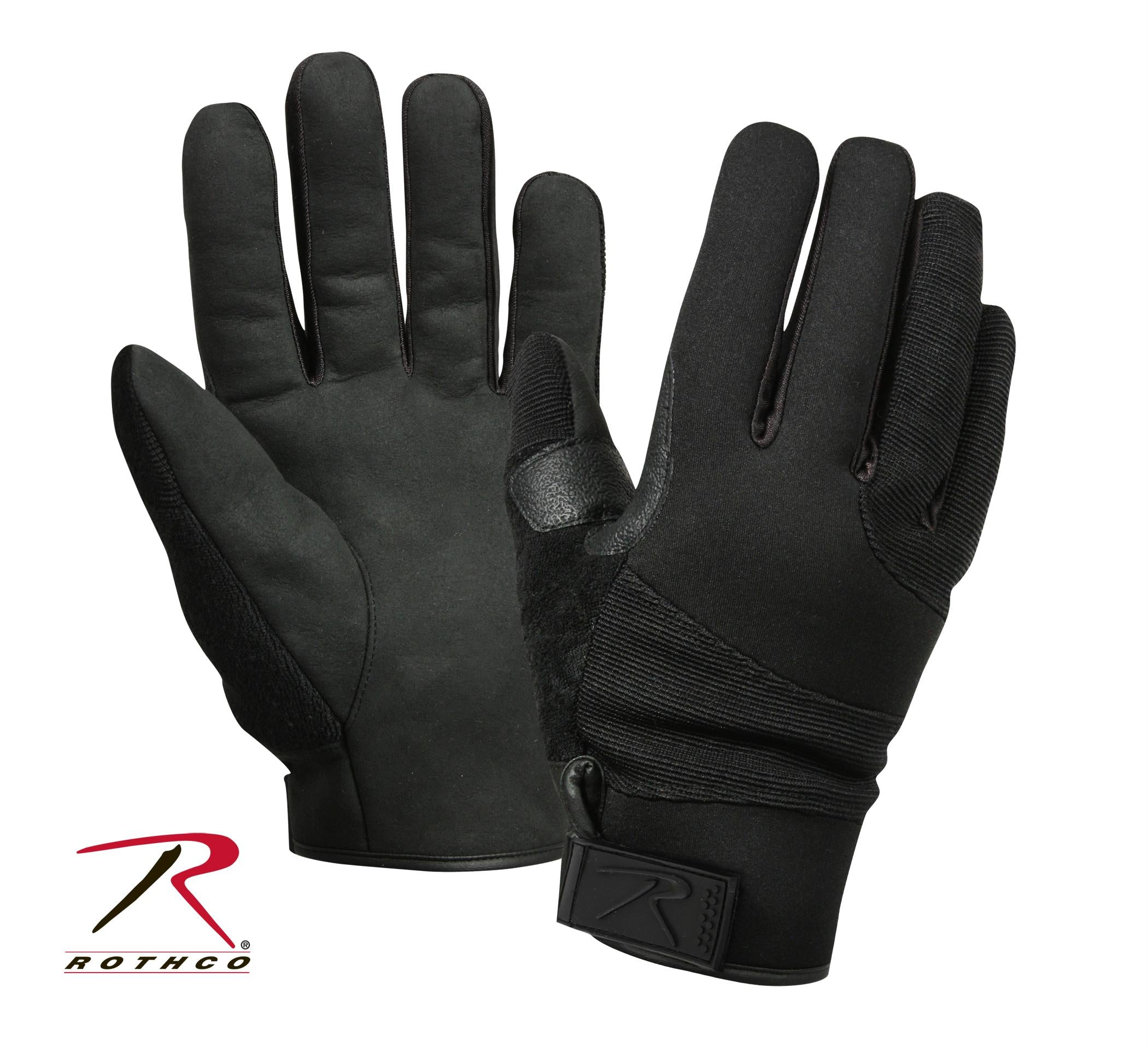 Rothco Cold Weather Street Shield Gloves - 2XL