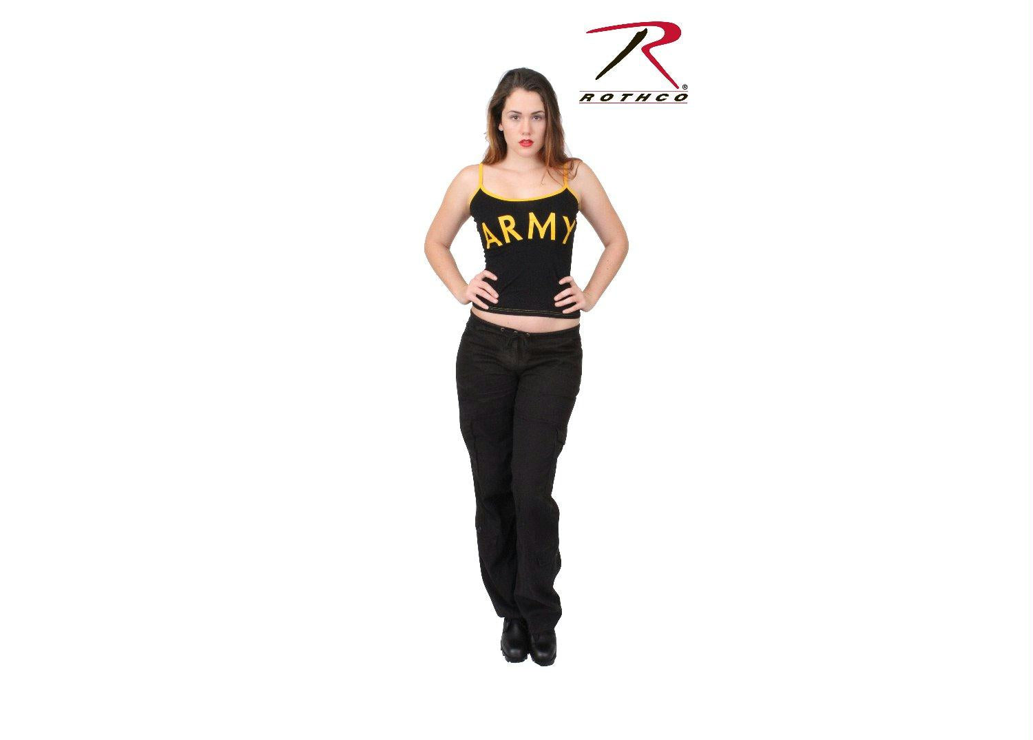 Rothco Army Womens Tank Top - XS