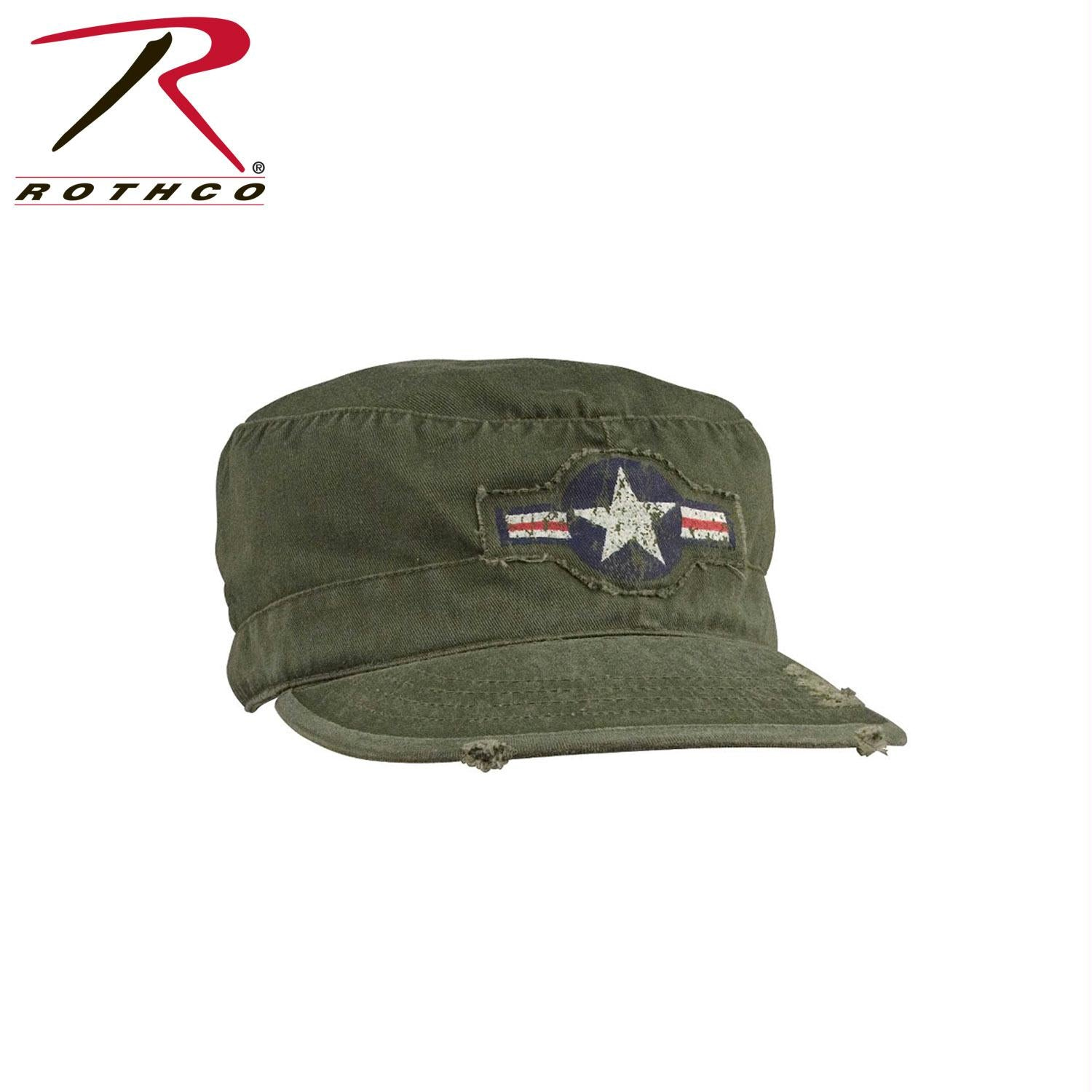 Rothco Vintage Air Corps Fatigue Cap - L
