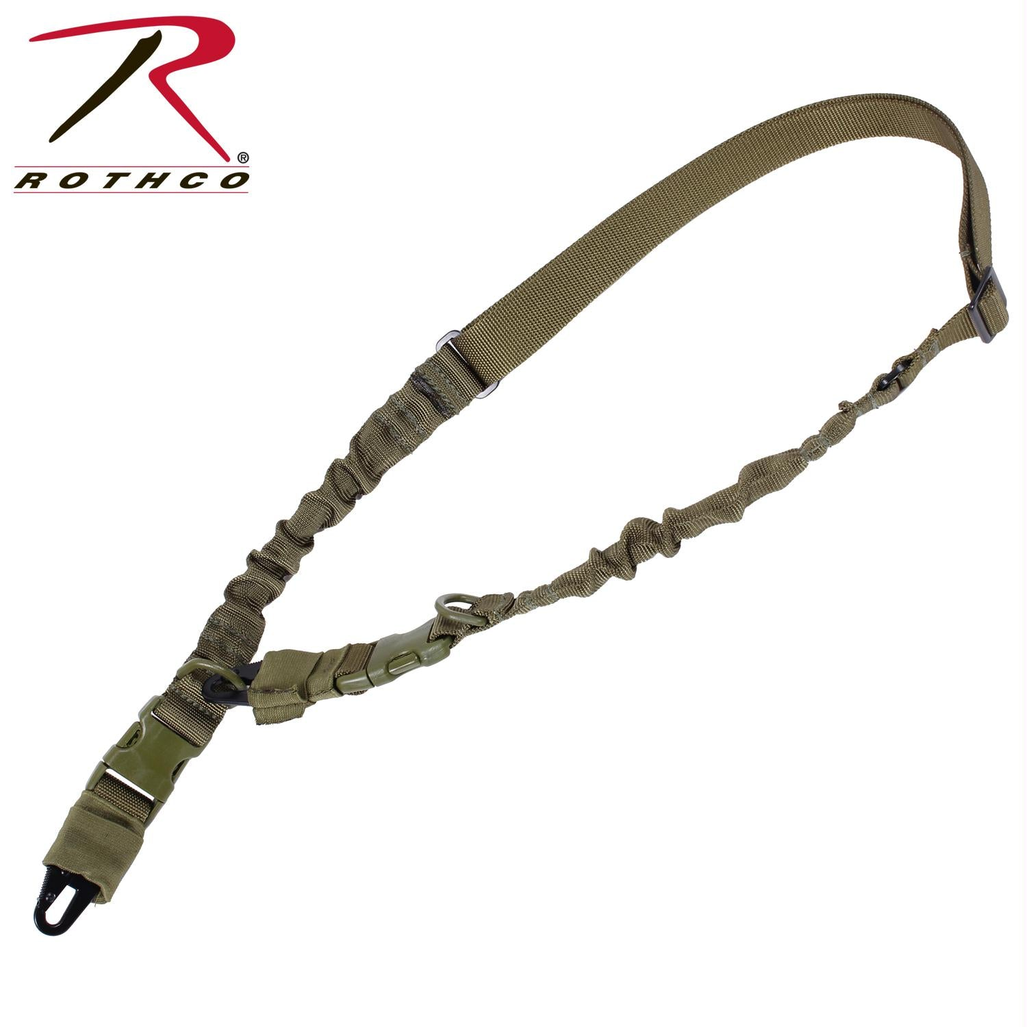 Rothco 2-Point Tactical Sling - Olive Drab