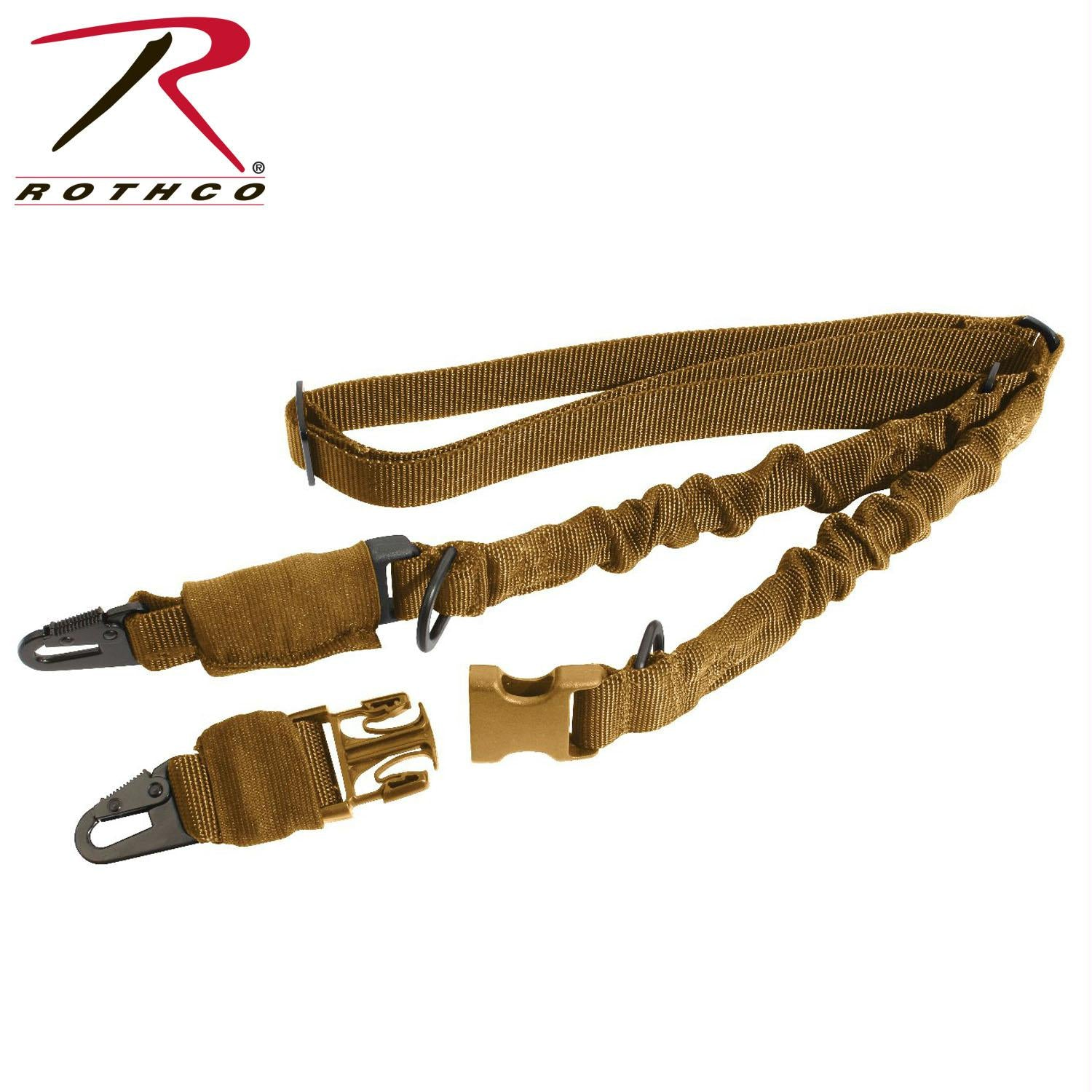 Rothco 2-Point Tactical Sling - Coyote Brown