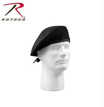 Rothco GI Type Beret Without Flash - 6 3/4