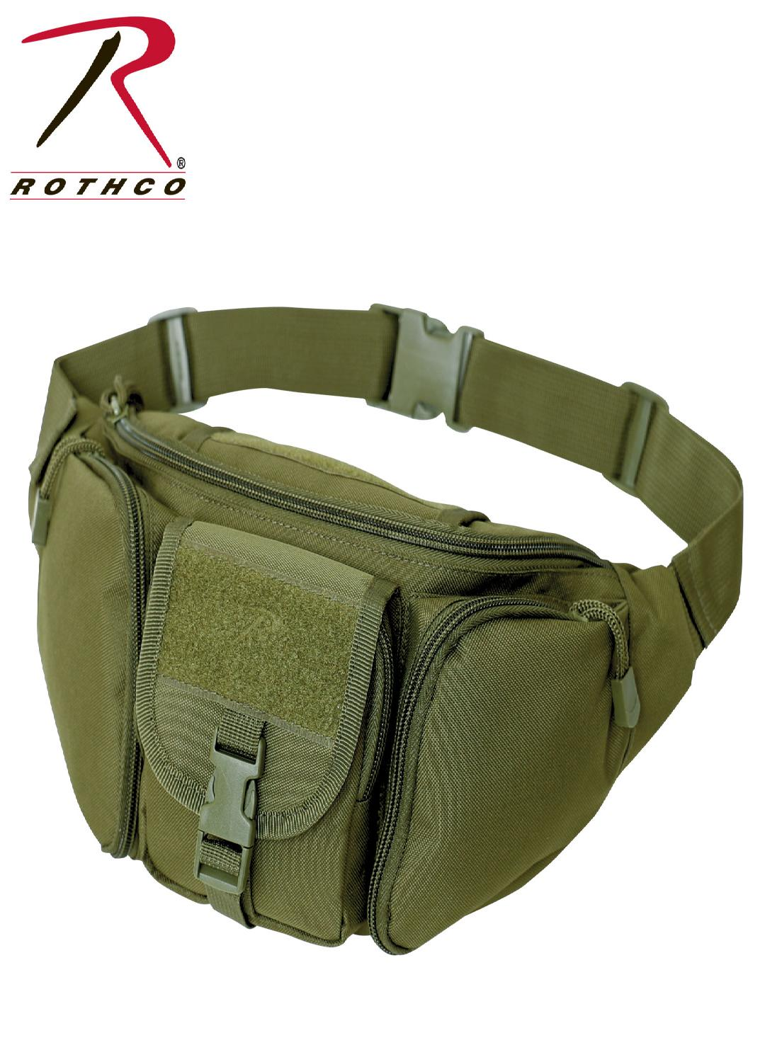 Rothco Tactical Waist Pack - Olive Drab