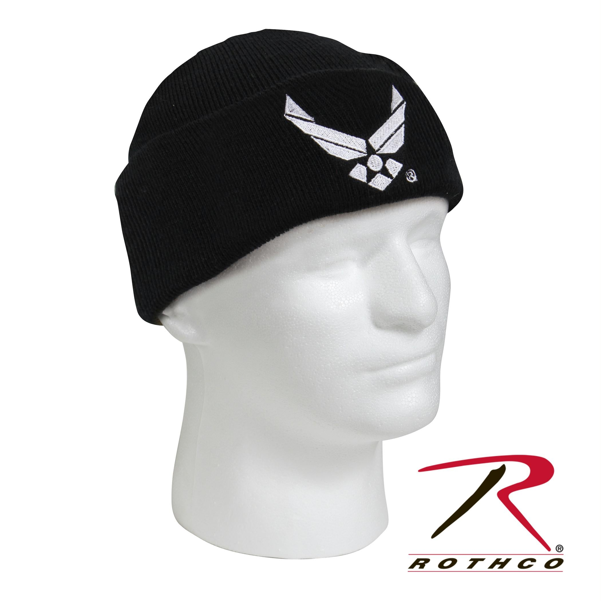 Rothco Embroidered Military Watch Cap - Air Force