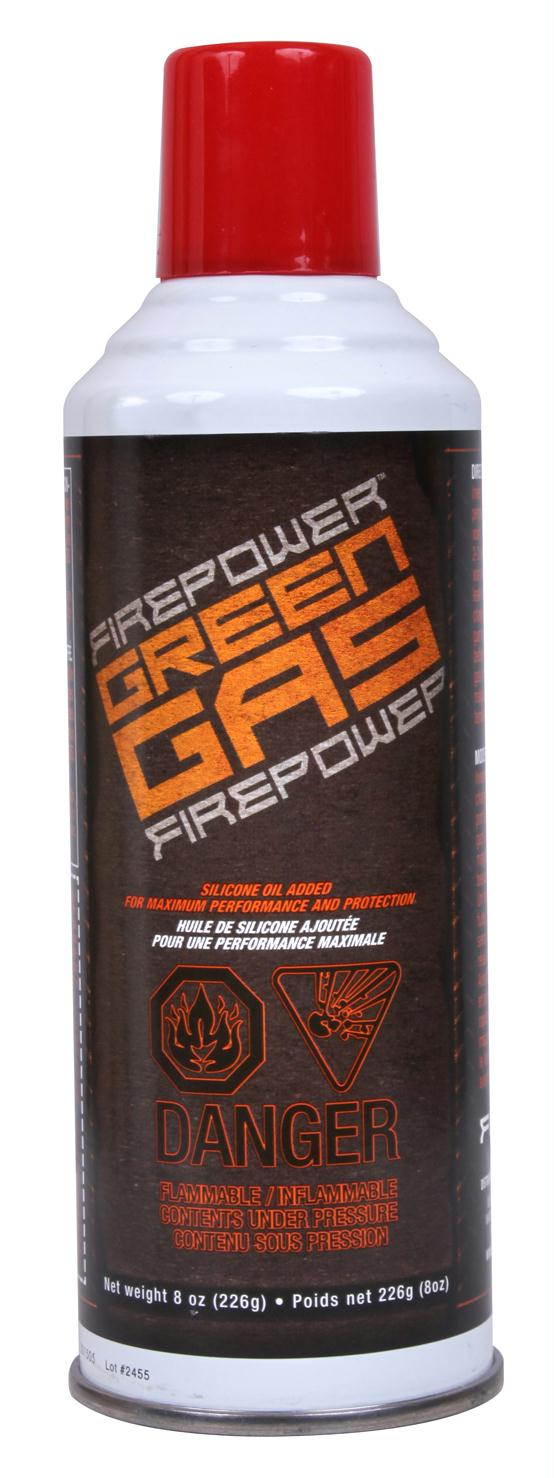Green Gas Airsoft Propellant