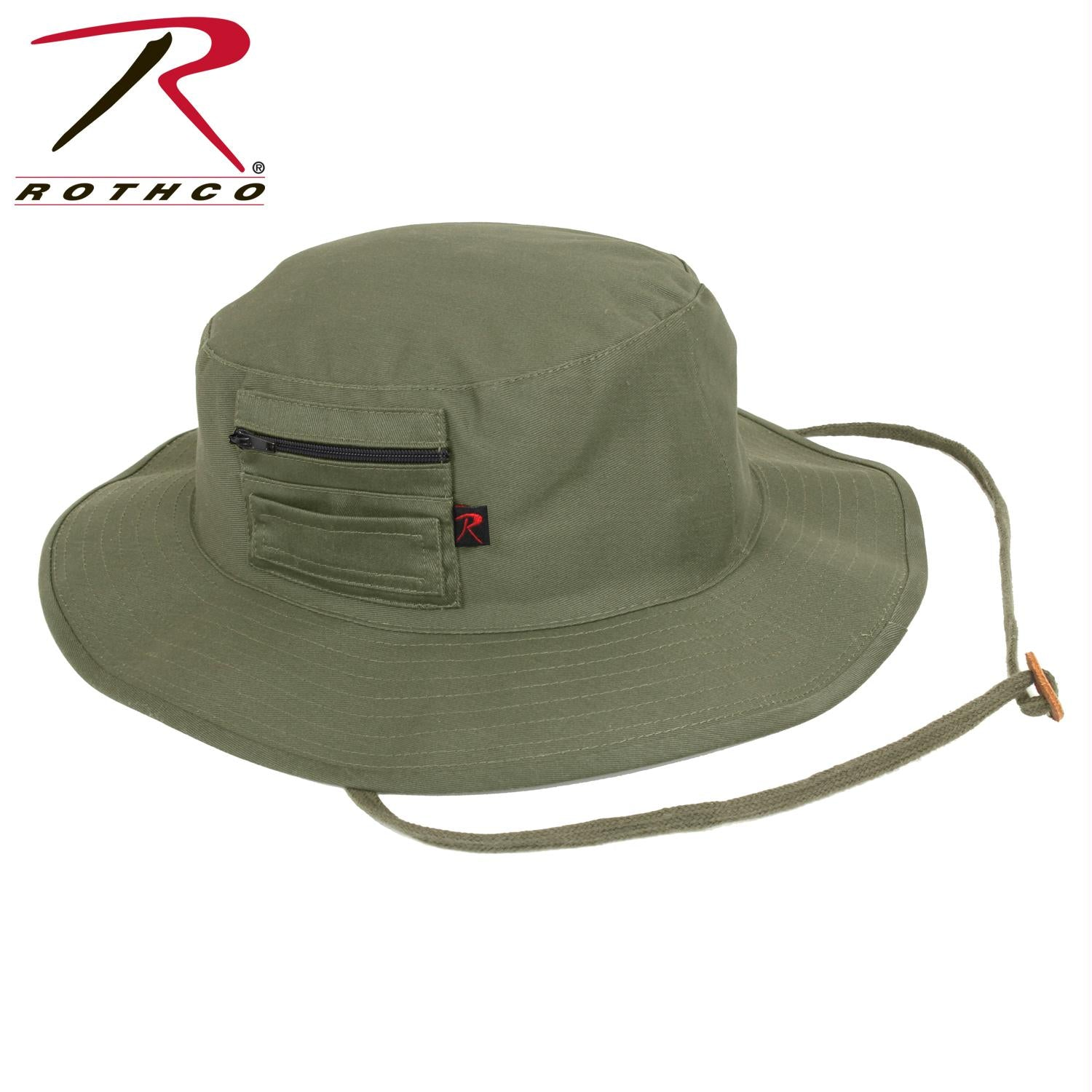 Rothco MA-1 Boonie Hat - Olive Drab / 7 3/4