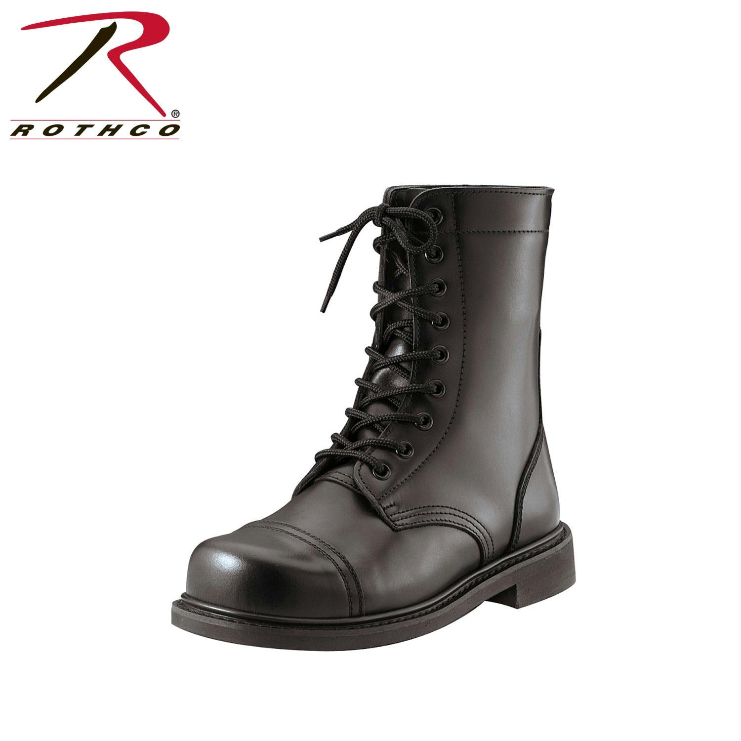 Rothco G.I.Type Steel Toe Combat Boot - 7