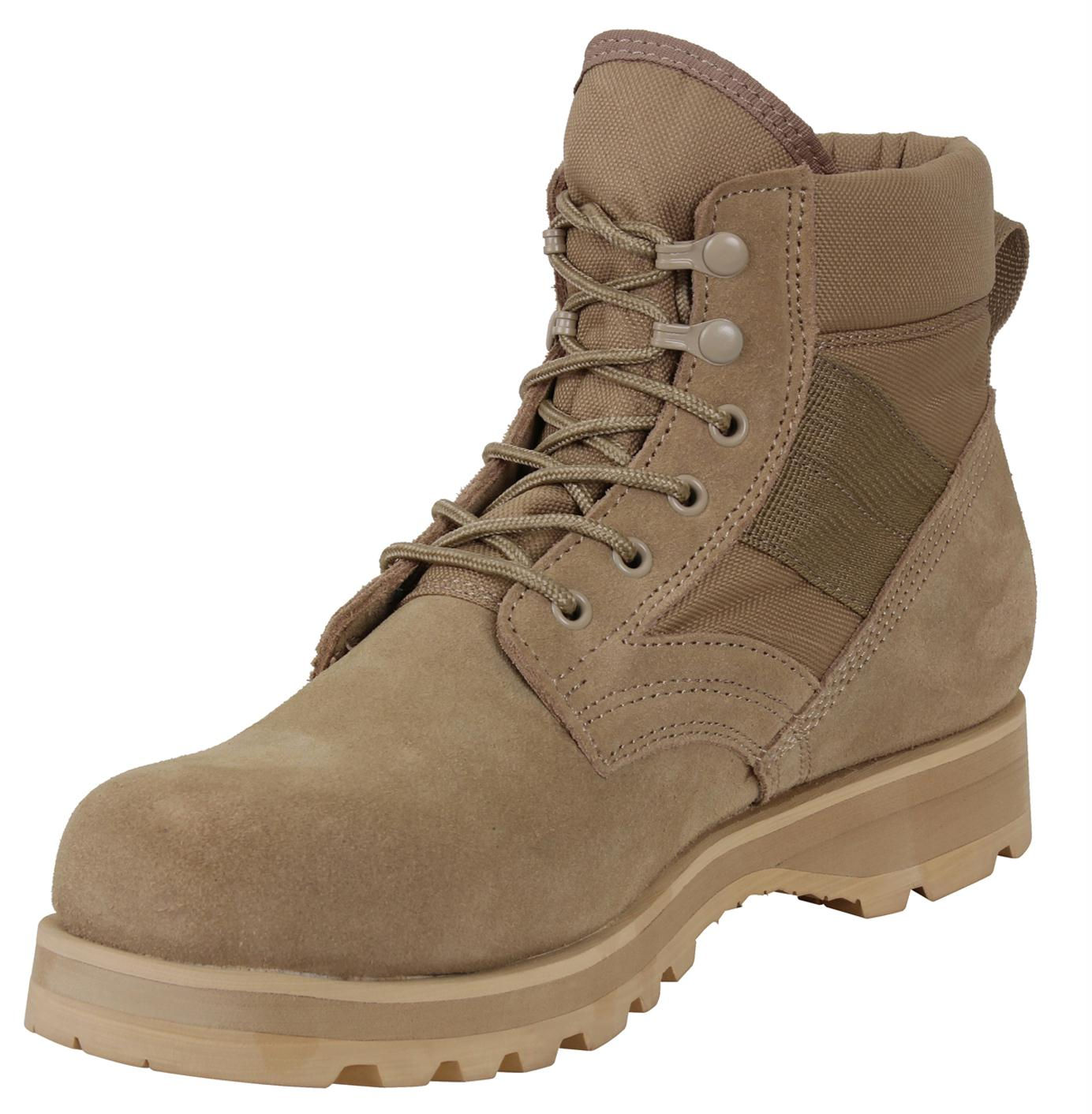 Rothco Military Combat Work Boot