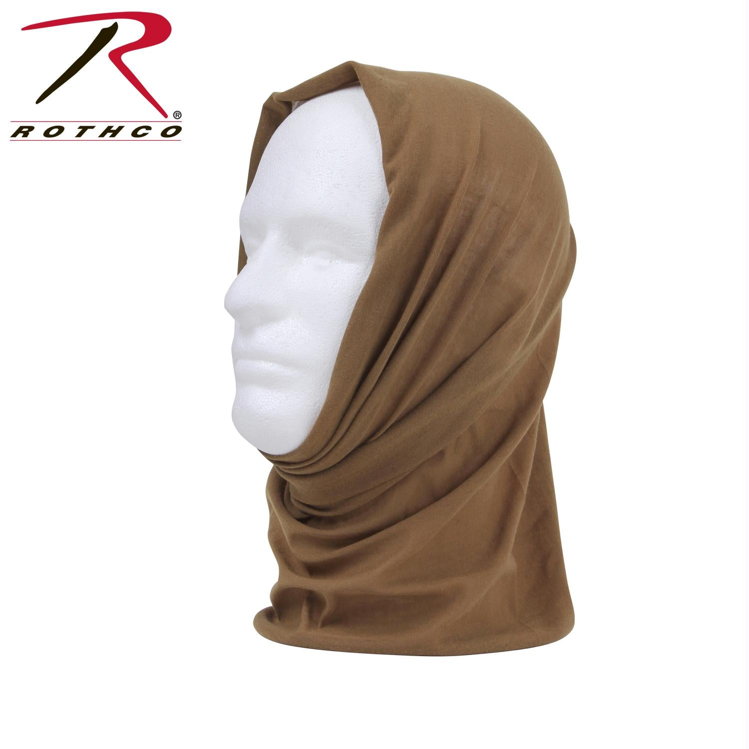 Rothco Multi Use Tactical Wrap - Coyote Brown