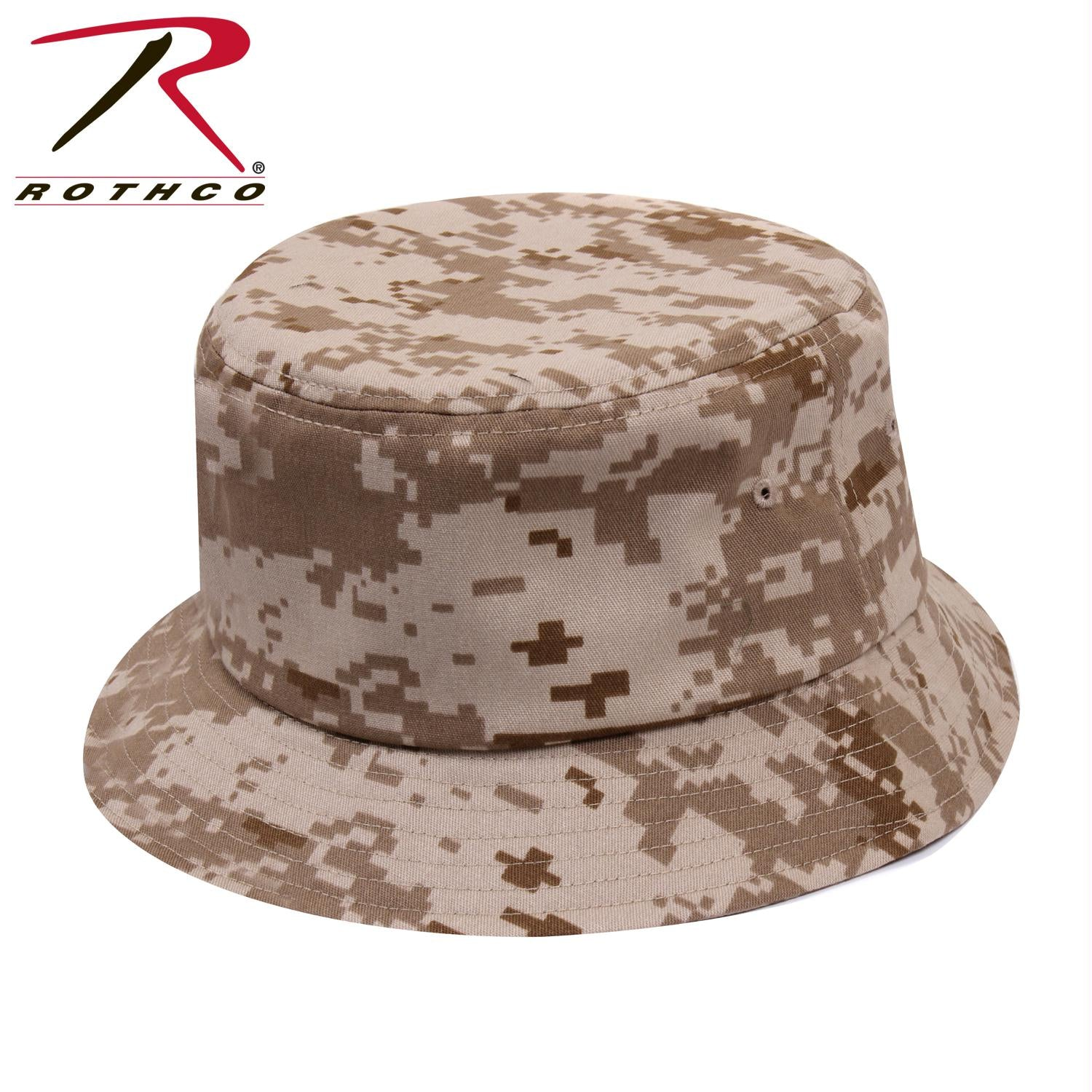 Rothco Bucket Hat - Desert Digital Camo / L/XL