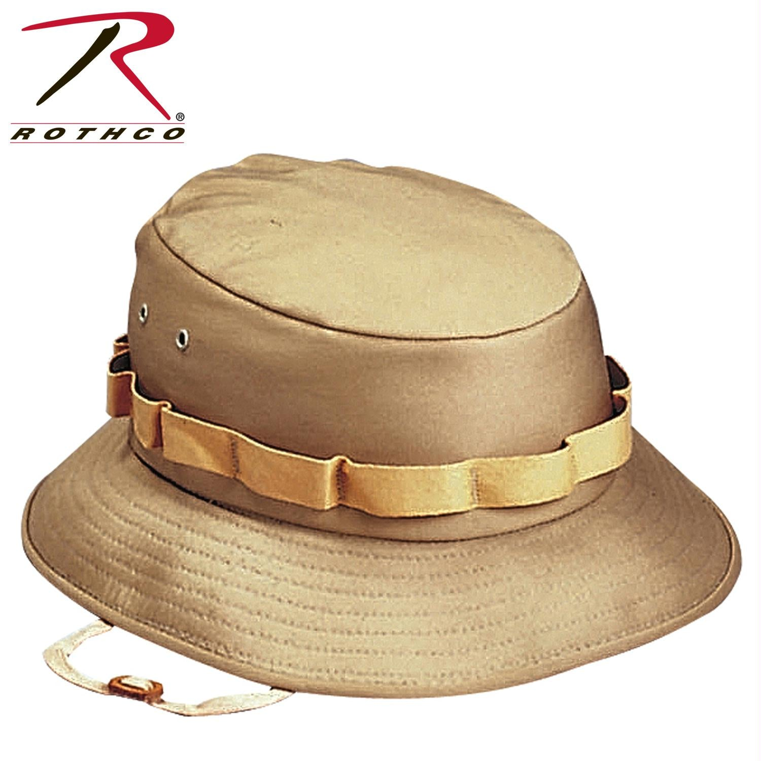 Rothco Jungle Hat - Khaki / L