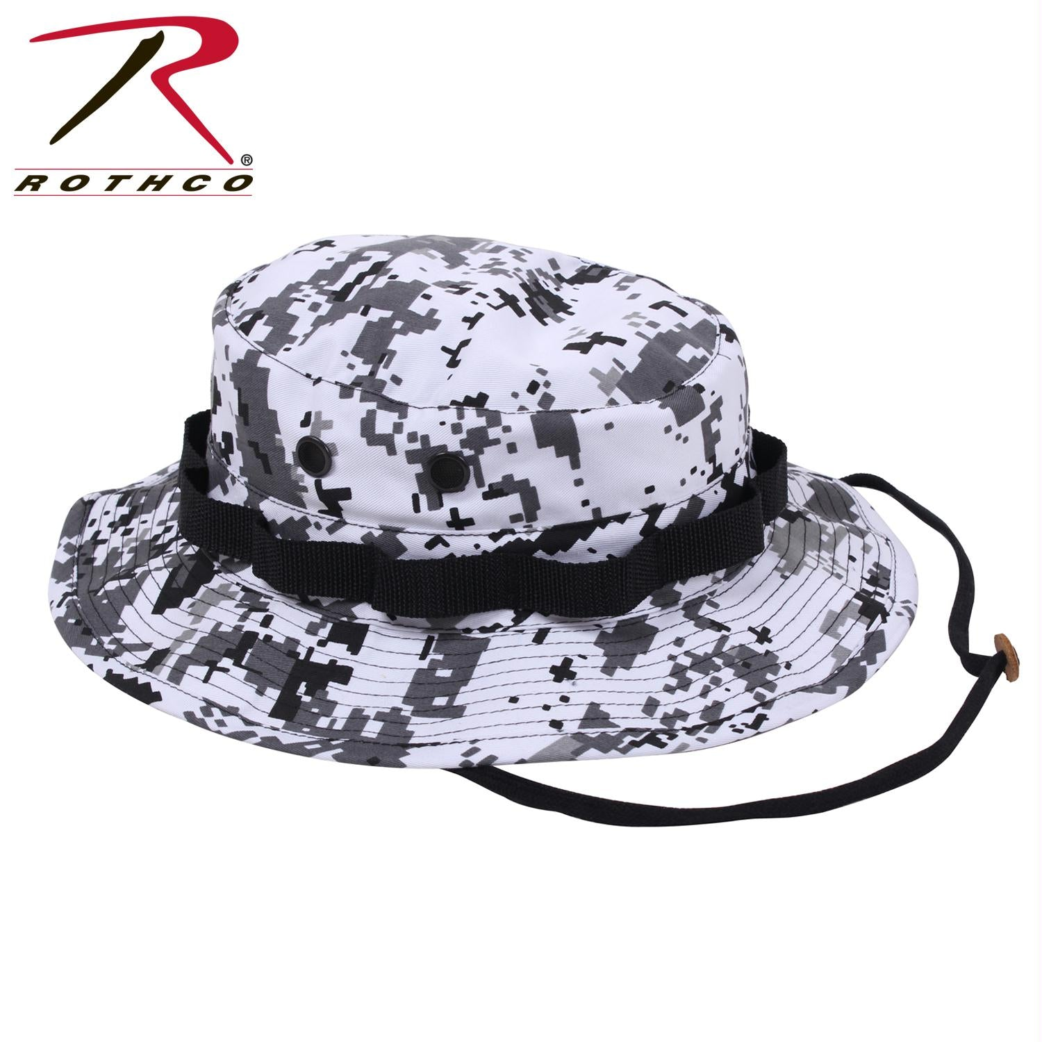 Rothco Digital Camo Boonie Hat - City Digital Camo / 7