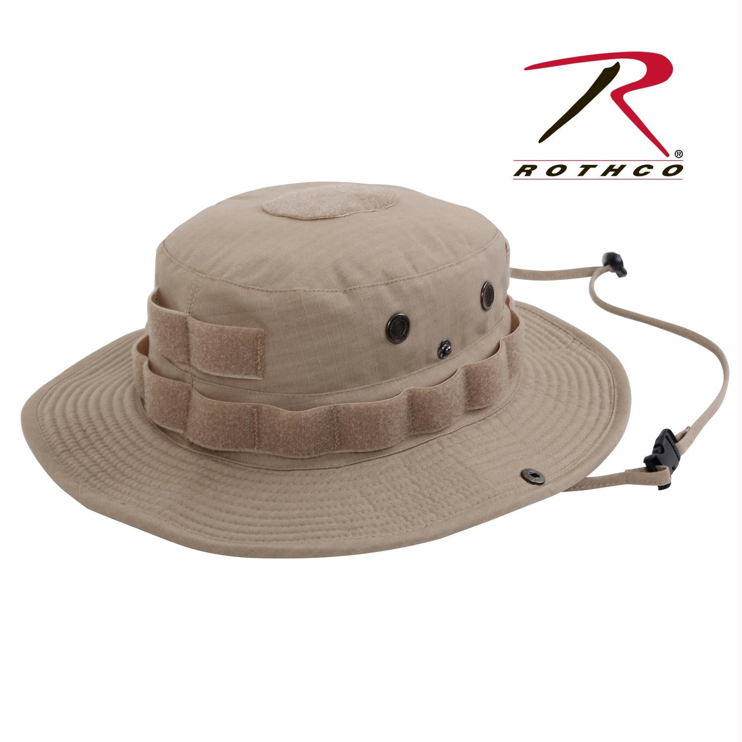 Rothco Tactical Boonie Hat - Tan / 7 1/4