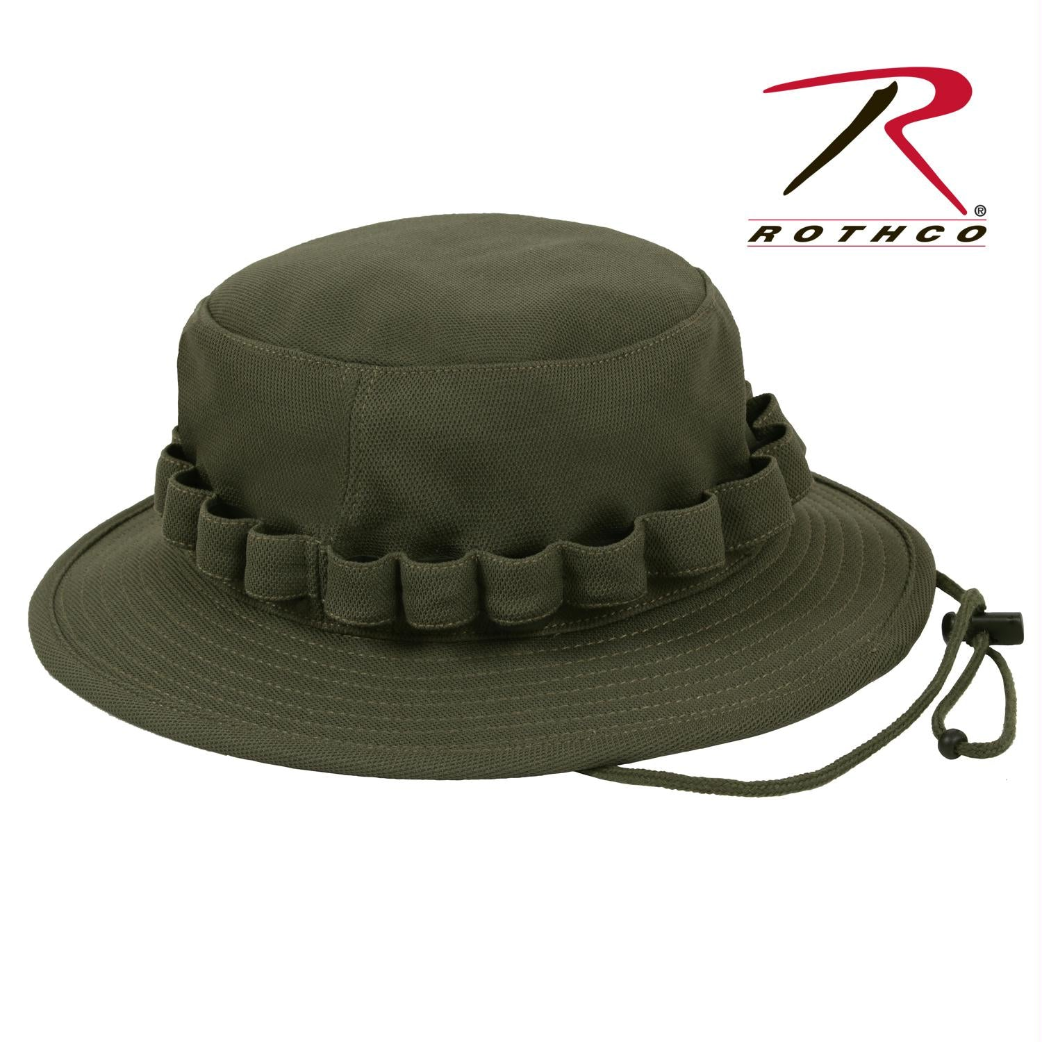 Rothco Coolweight Boonie Hat - Olive Drab / S/M