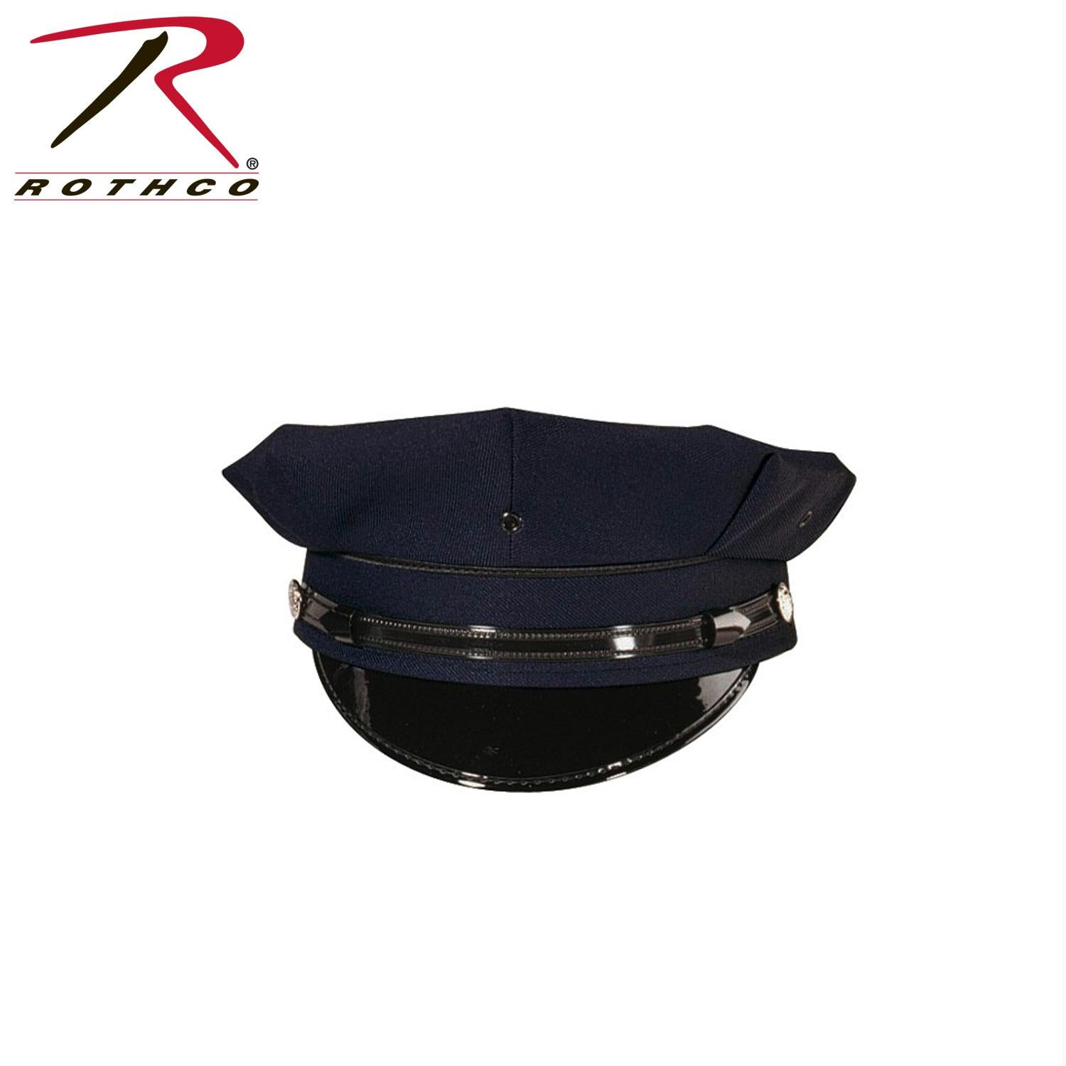 Rothco 8 Point Police/Security Cap - 6 7/8
