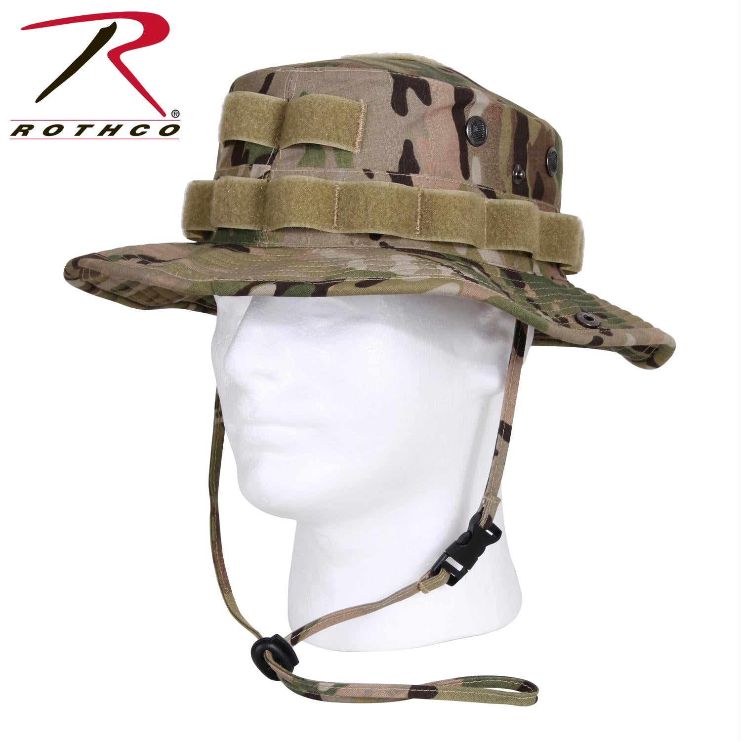 Rothco Tactical Boonie Hat - MultiCam / 7 3/4