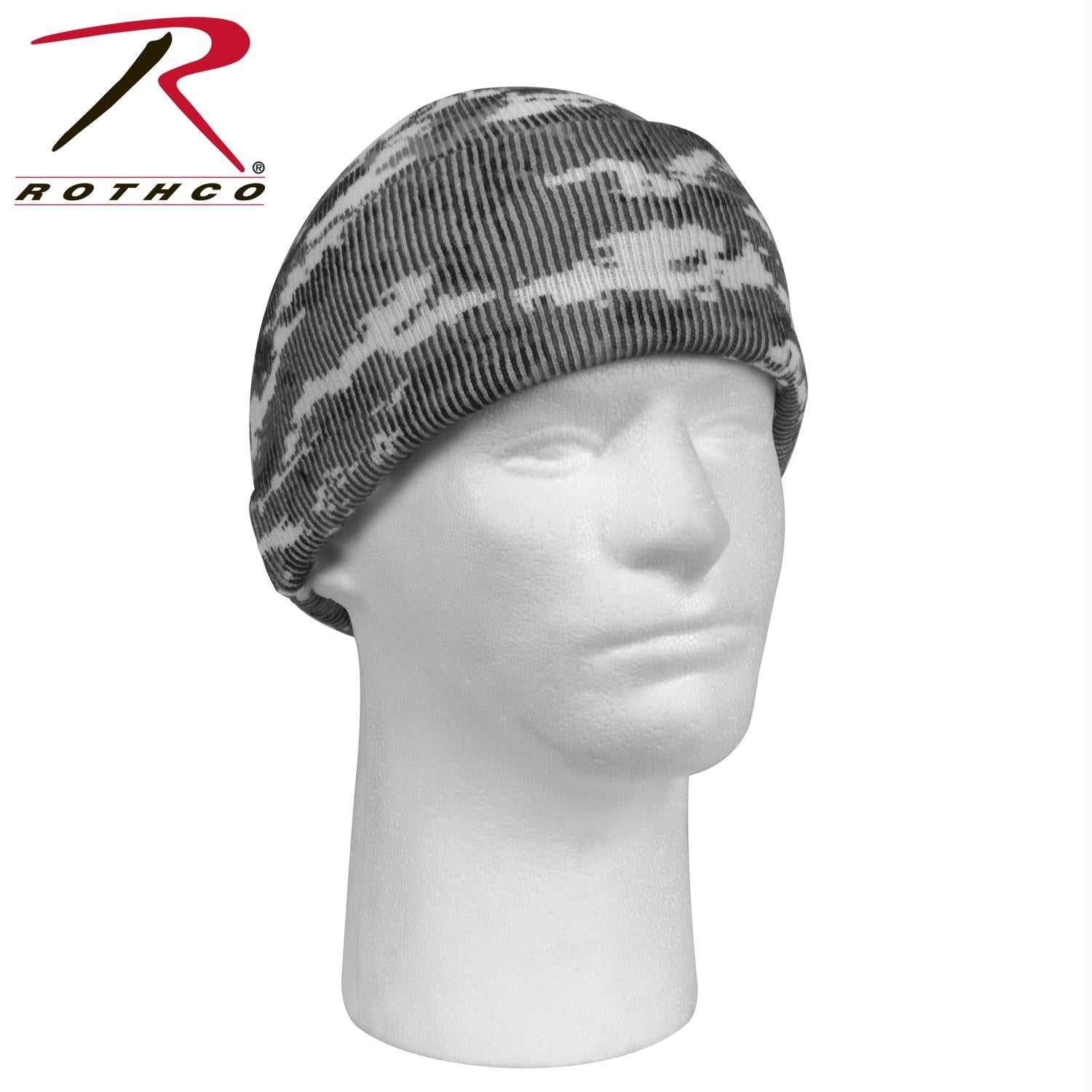 Rothco Deluxe Camo Watch Cap - City Digital Camo