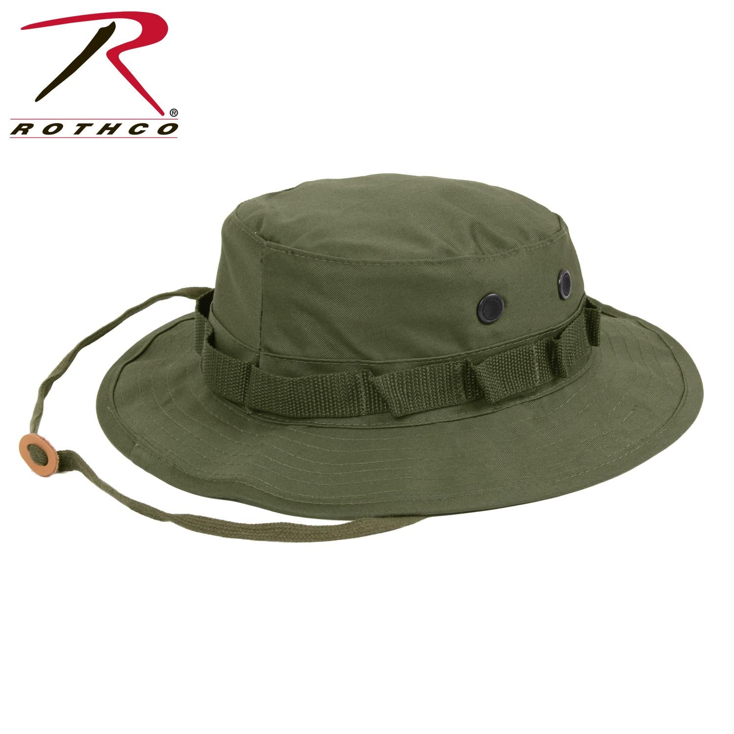 Rothco Boonie Hat - Olive Drab / 6 3/4
