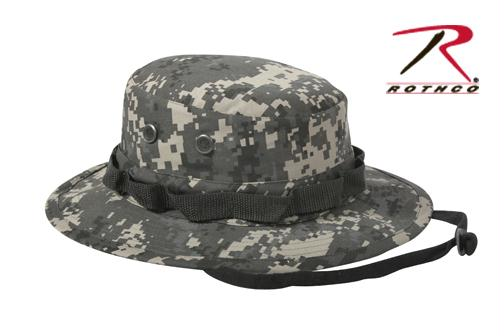 Rothco Digital Camo Boonie Hat - Subdued Urban Digital Camo / 7