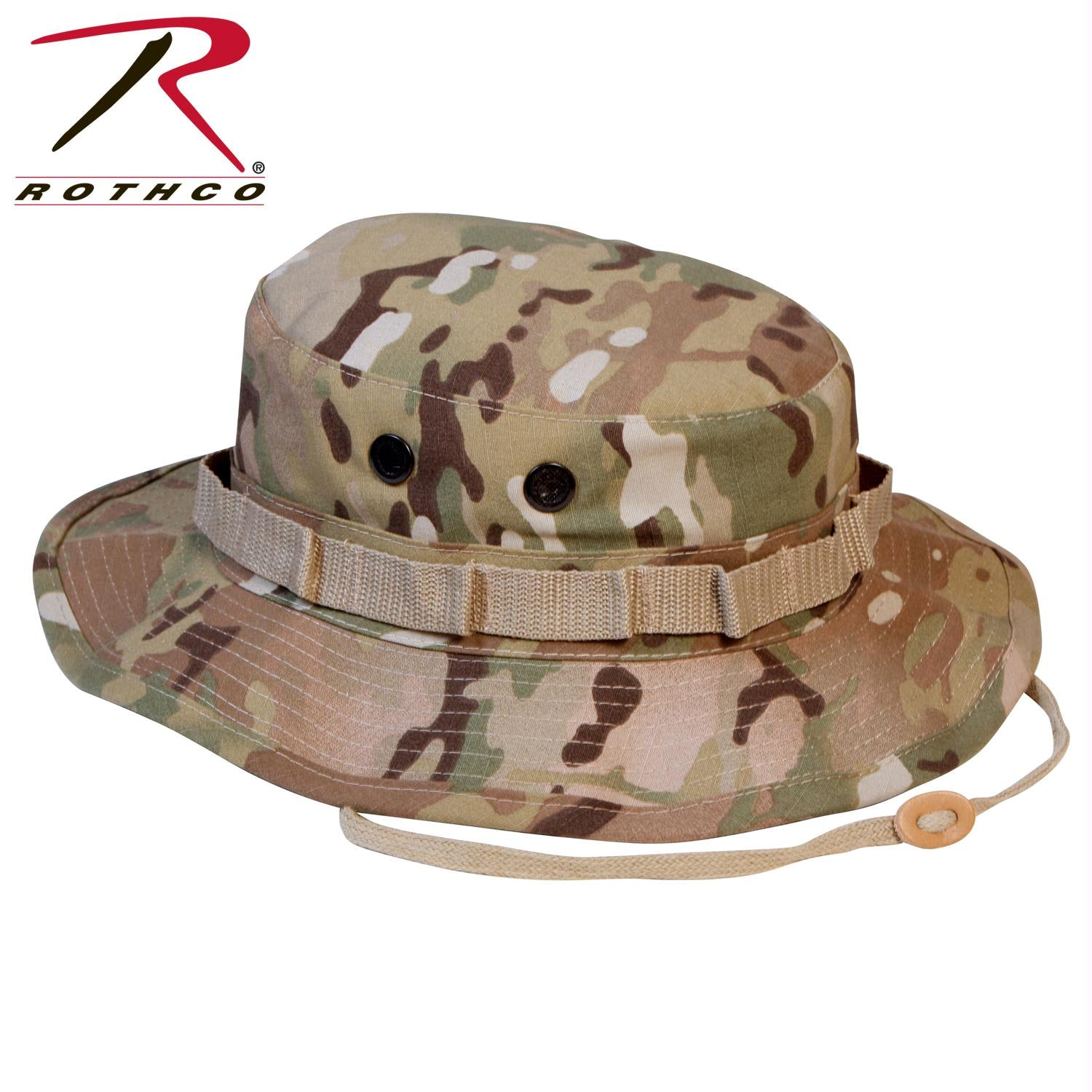 Rothco Boonie Hat - MultiCam - 7