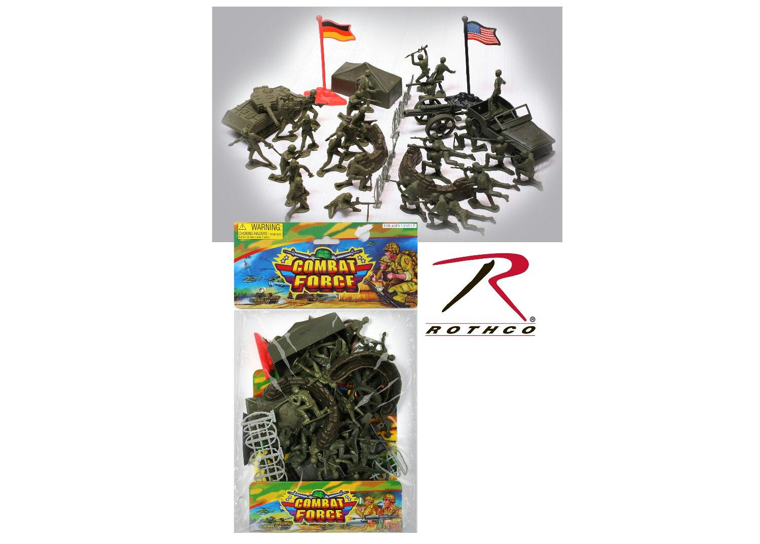 Combat Force Soldier Play Set
