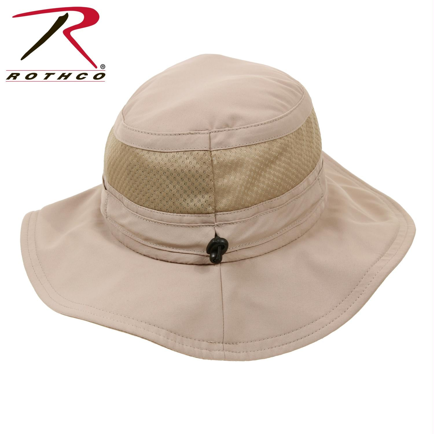 Rothco Lightweight Adjustable Mesh Boonie Hat - One Size