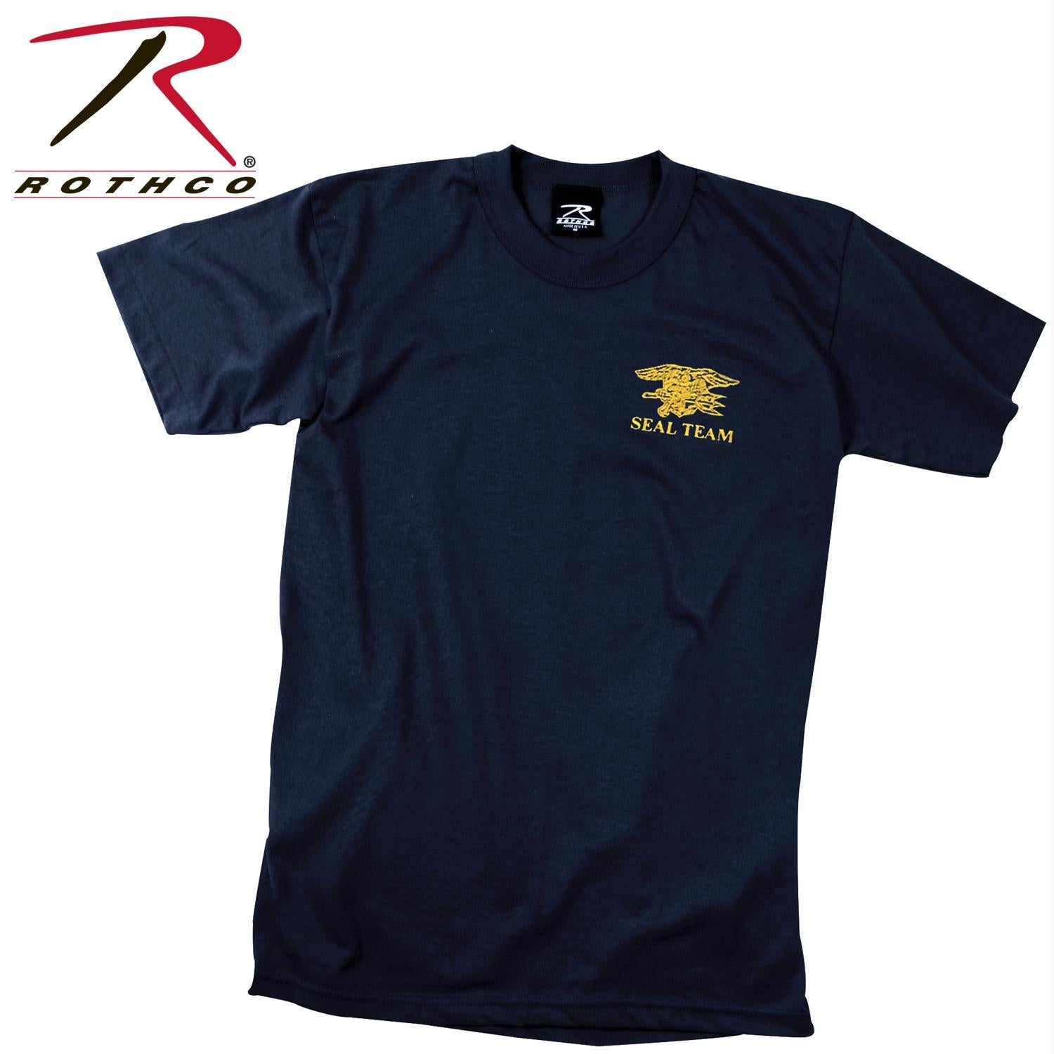 Rothco Official Navy Seals Team Logo T-shirt - L
