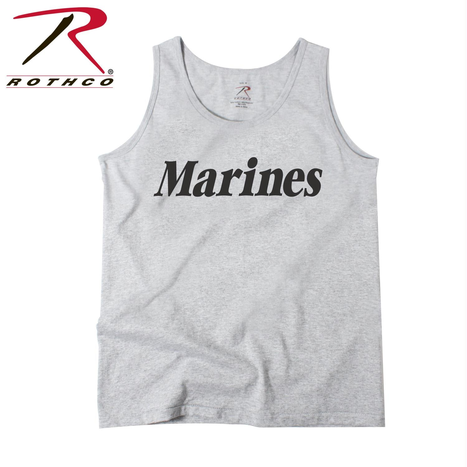 Rothco Military Physical Training Tank Top - Marines / 2XL