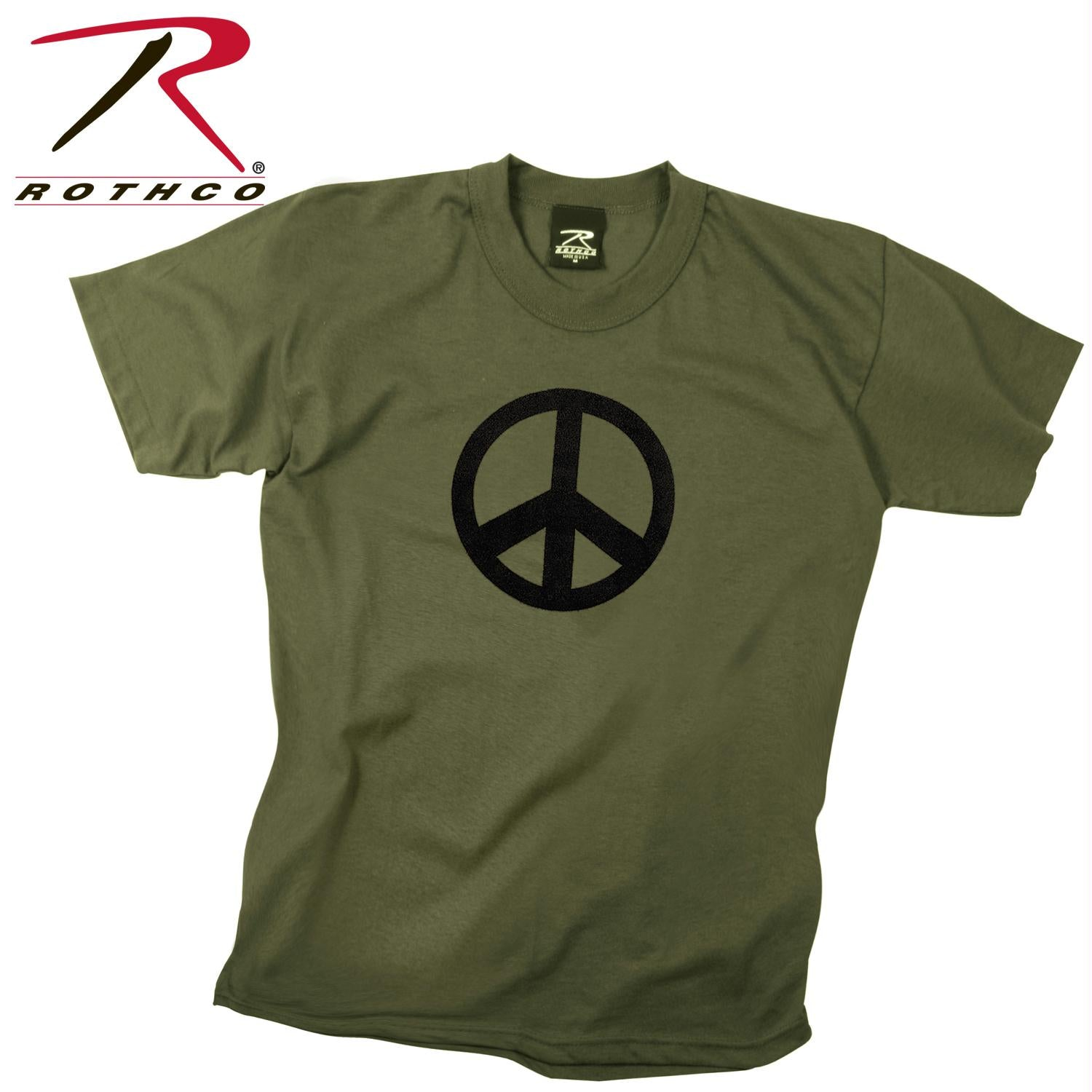 Rothco Peace T-shirt - 2XL