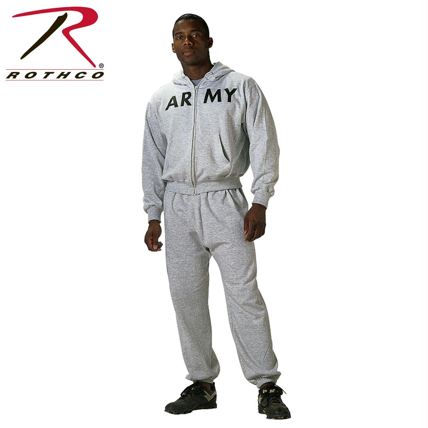 Rothco G.I. Type Physical Training Sweatshirt - L