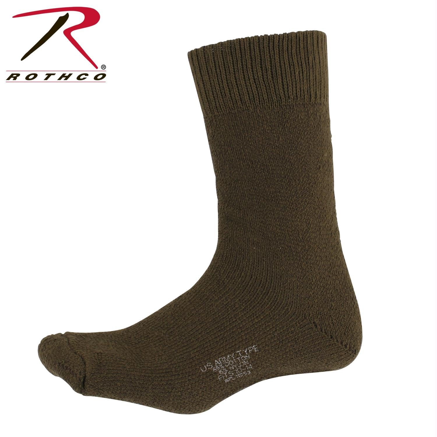 Rothco Thermal Boot Socks - Olive Drab